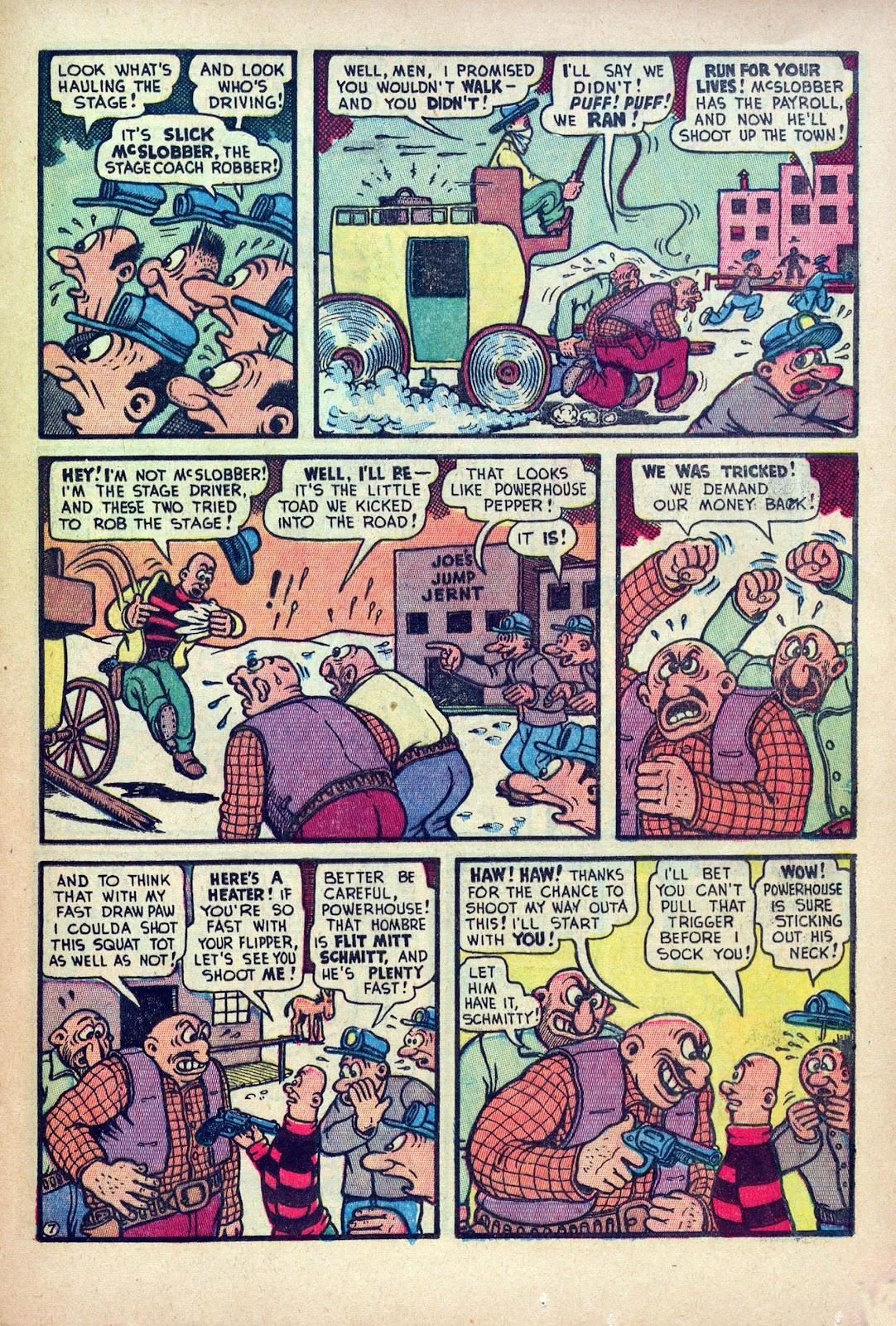 Read online Joker Comics comic -  Issue #31 - 25