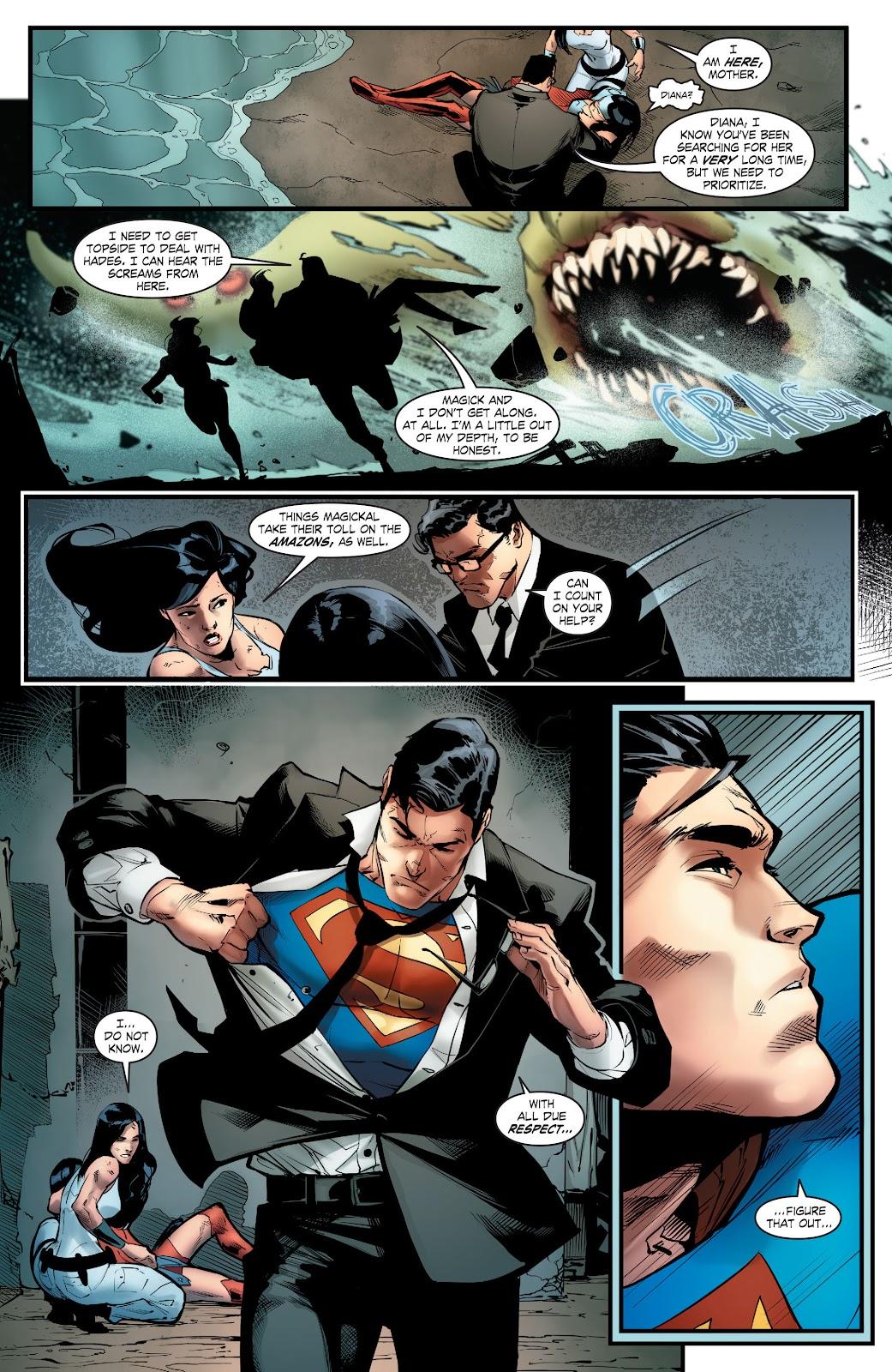 Read online Smallville Season 11 [II] comic -  Issue # TPB 5 - 89