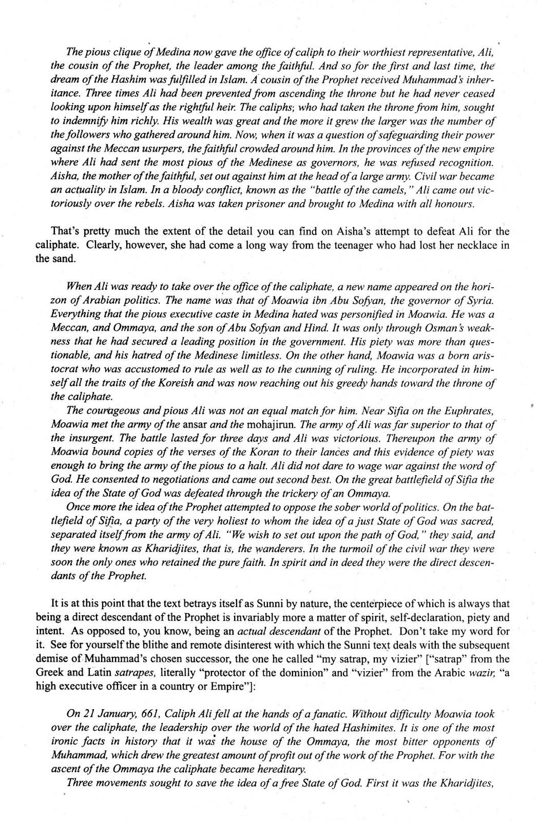Cerebus Issue #280 #279 - English 21