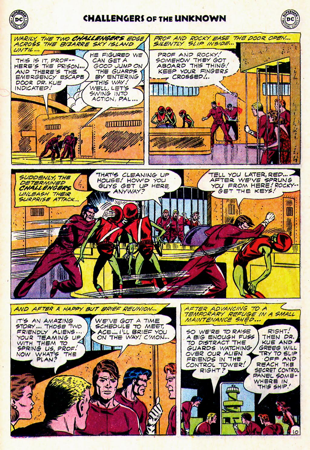 Challengers of the Unknown (1958) issue 23 - Page 29