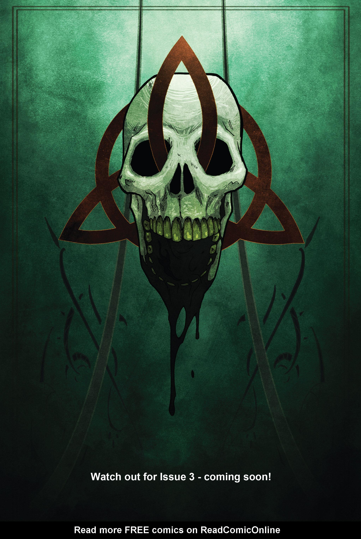 Read online Plague comic -  Issue #2 - 25