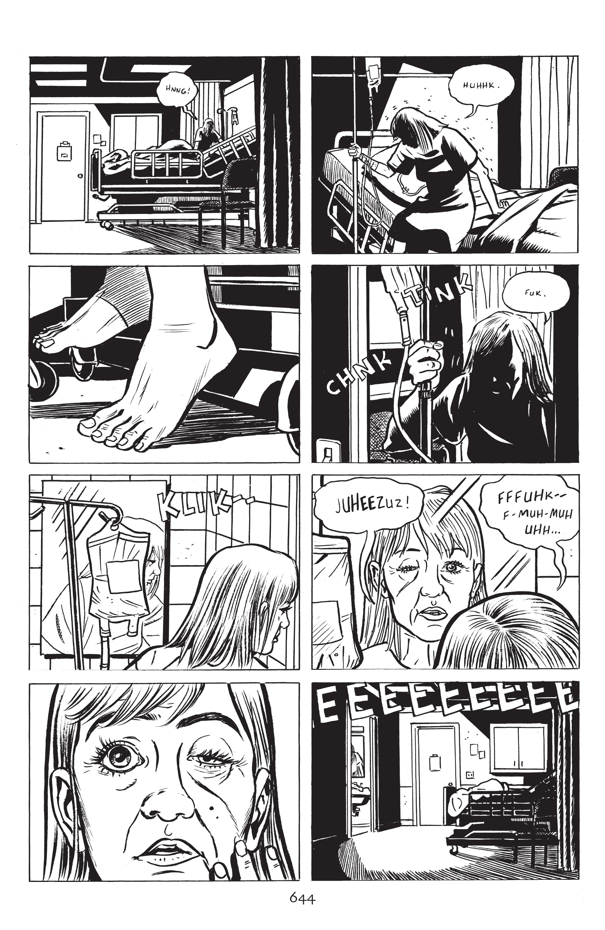 Read online Stray Bullets: Sunshine & Roses comic -  Issue #23 - 27