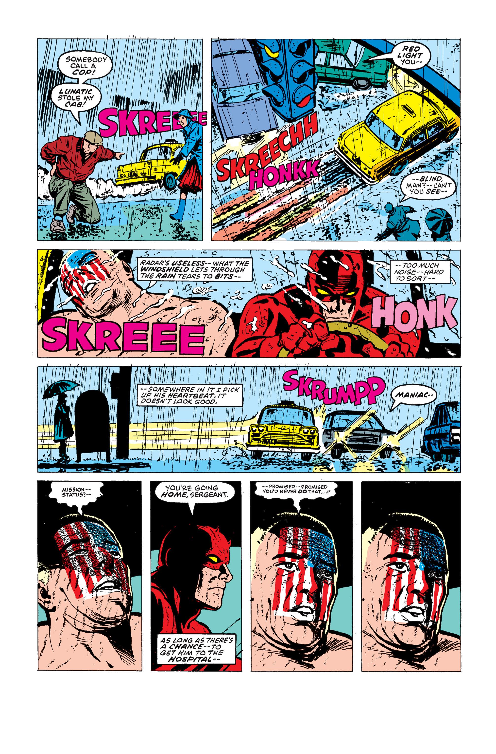 Read online Daredevil: Born Again comic -  Issue # Full - 195