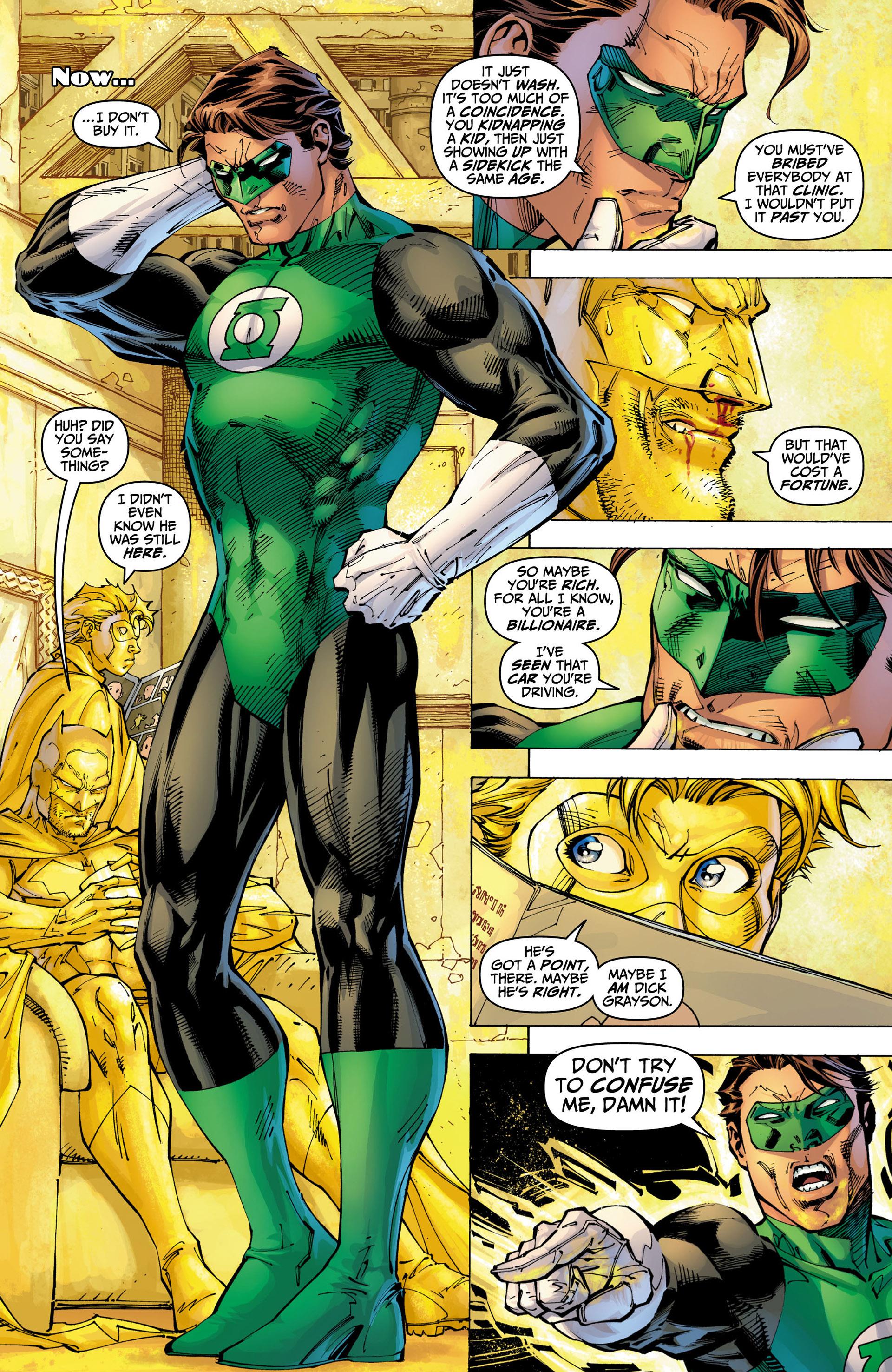 Read online All Star Batman & Robin, The Boy Wonder comic -  Issue #9 - 9