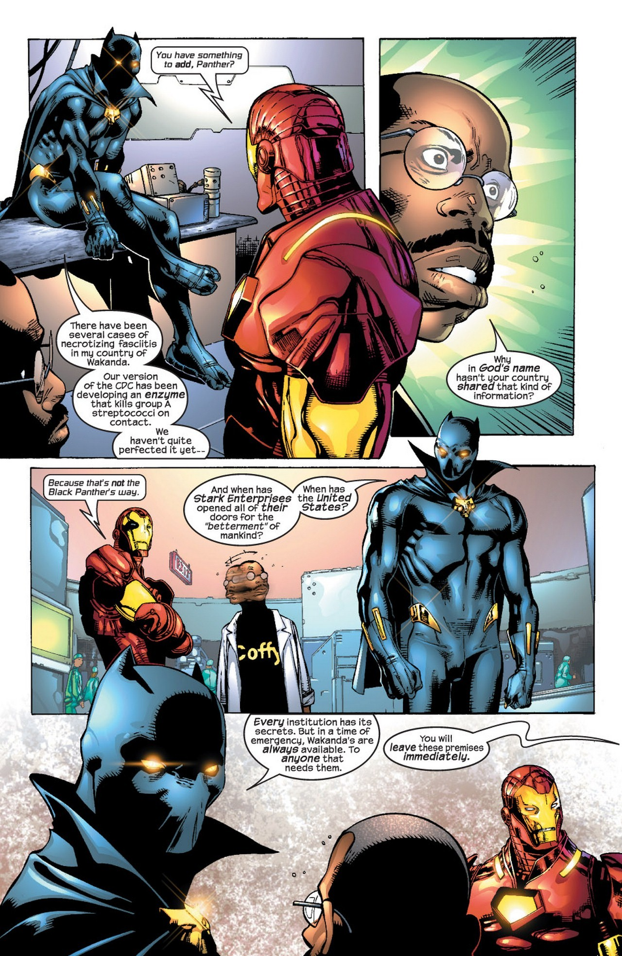 Read online Avengers (1998) comic -  Issue #66 - 4