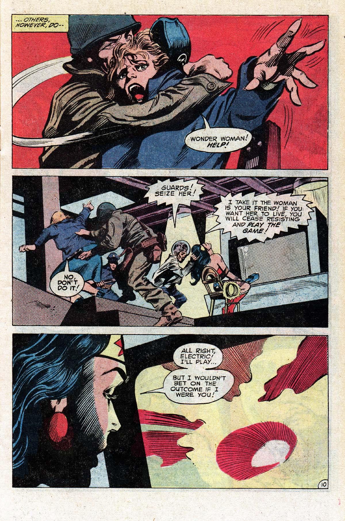 Read online Wonder Woman (1942) comic -  Issue #296 - 11