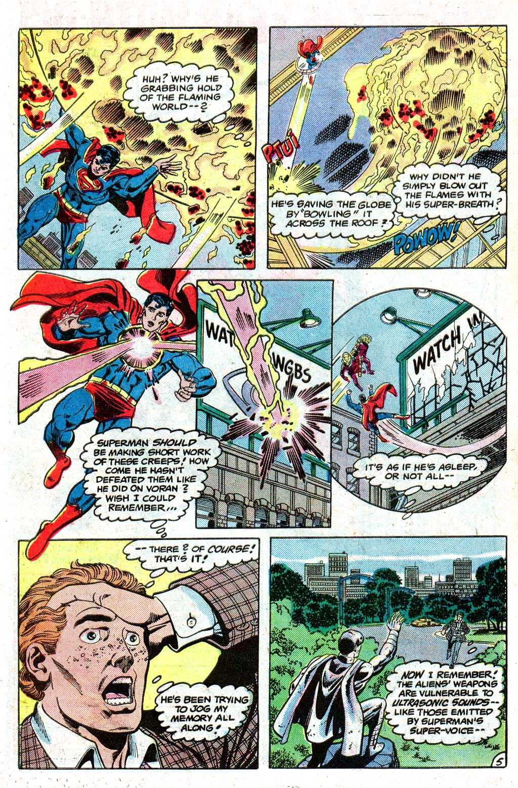 Read online Action Comics (1938) comic -  Issue #576 - 30