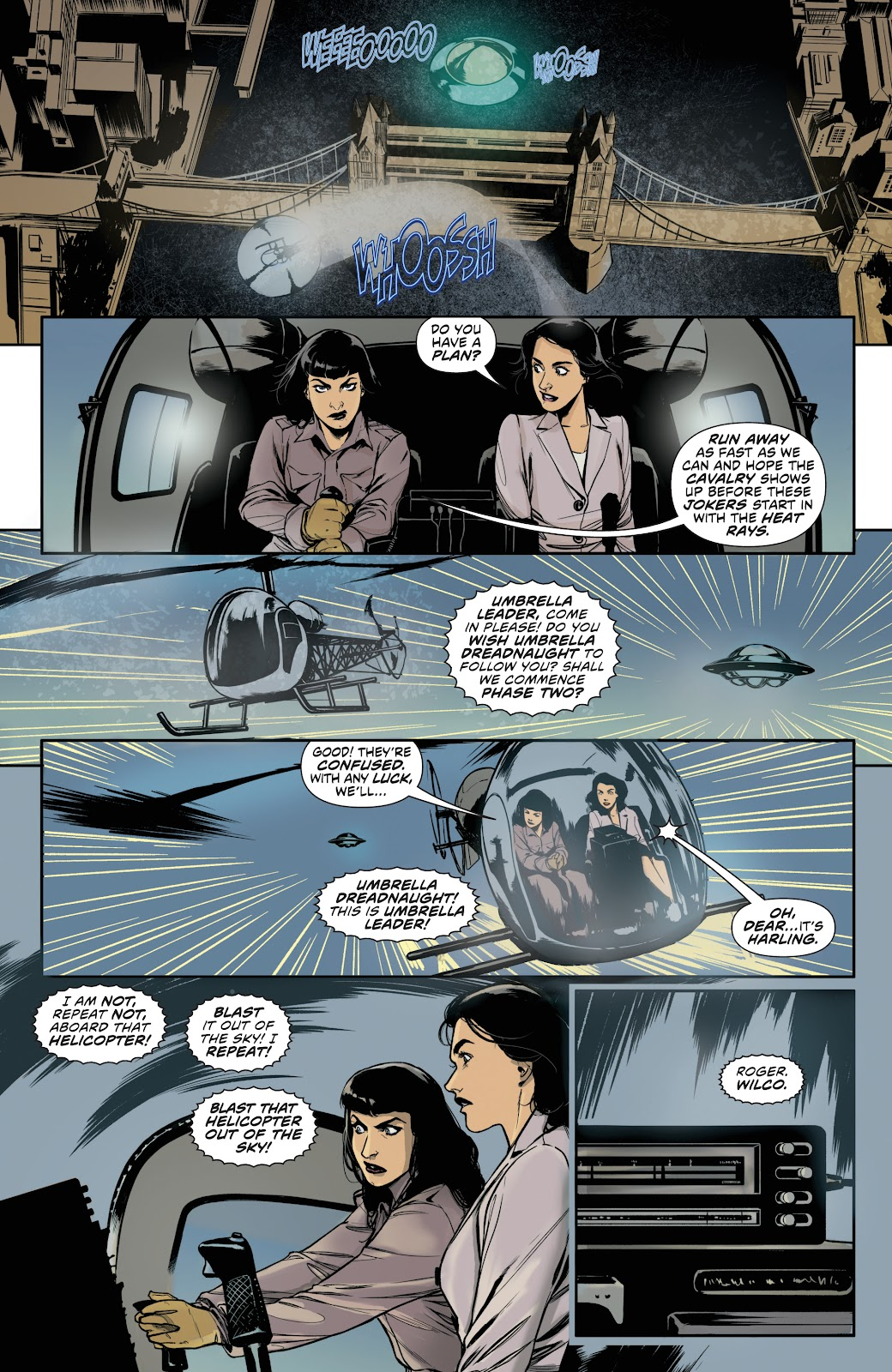 Read online Bettie Page (2018) comic -  Issue #4 - 9