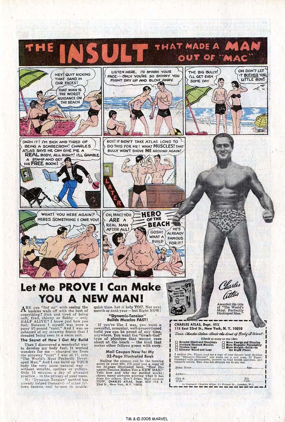Read online Uncanny X-Men (1963) comic -  Issue #73 - 15