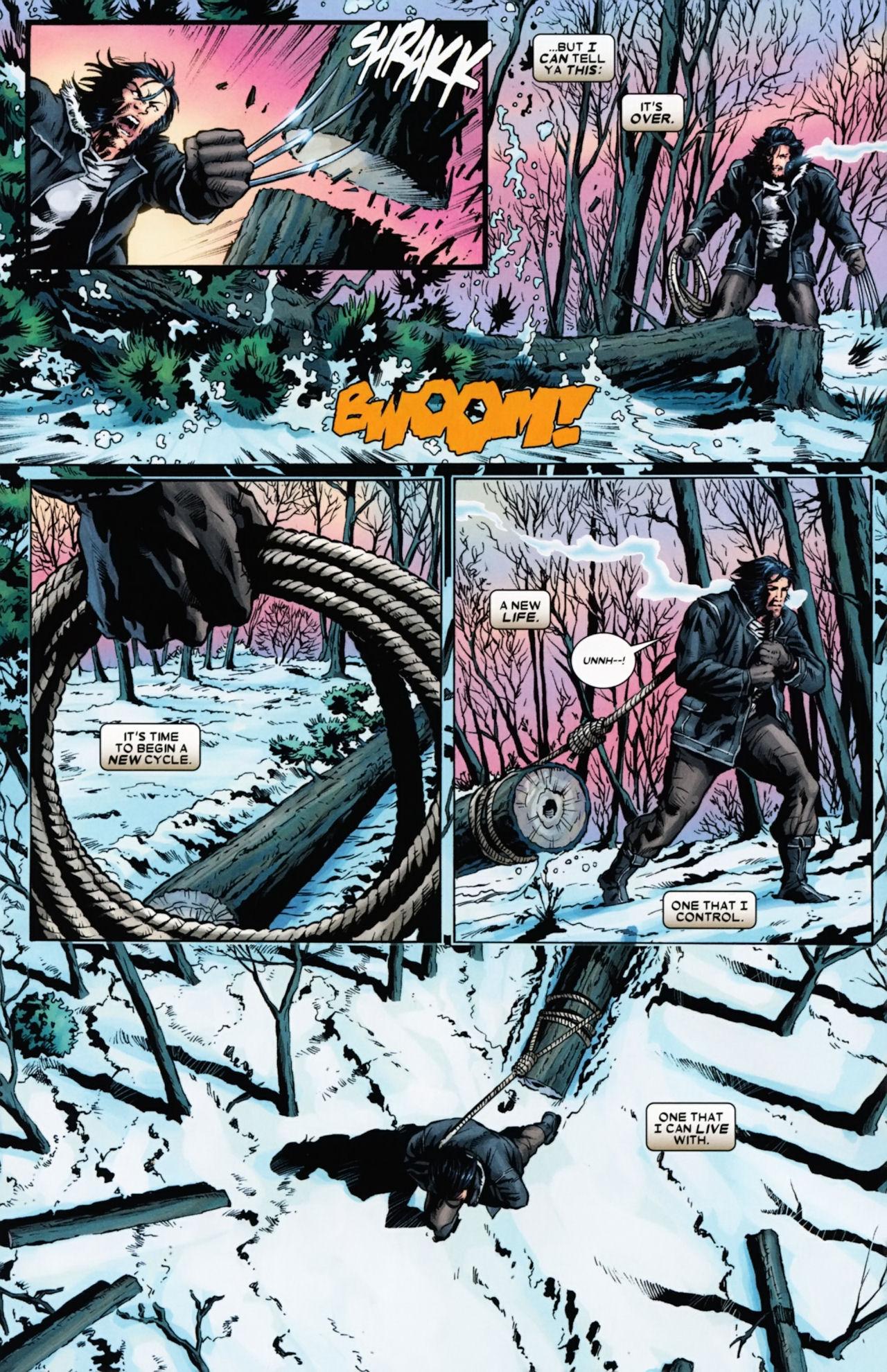 Read online Wolverine: Origins comic -  Issue #49 - 6