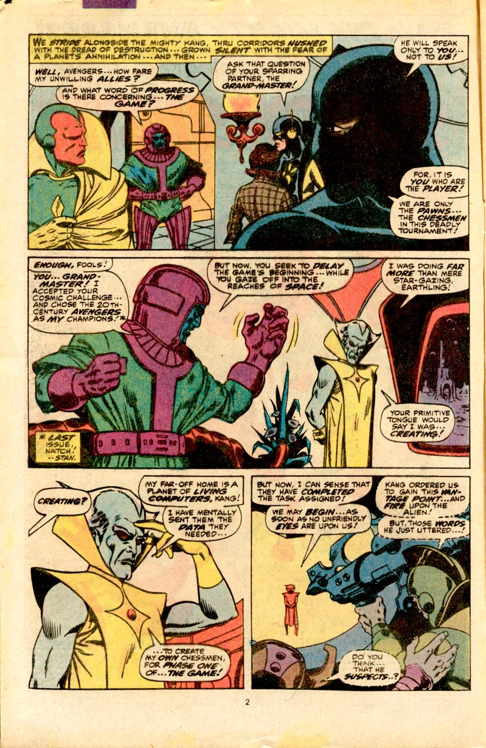 The Avengers (1963) 70 Page 2