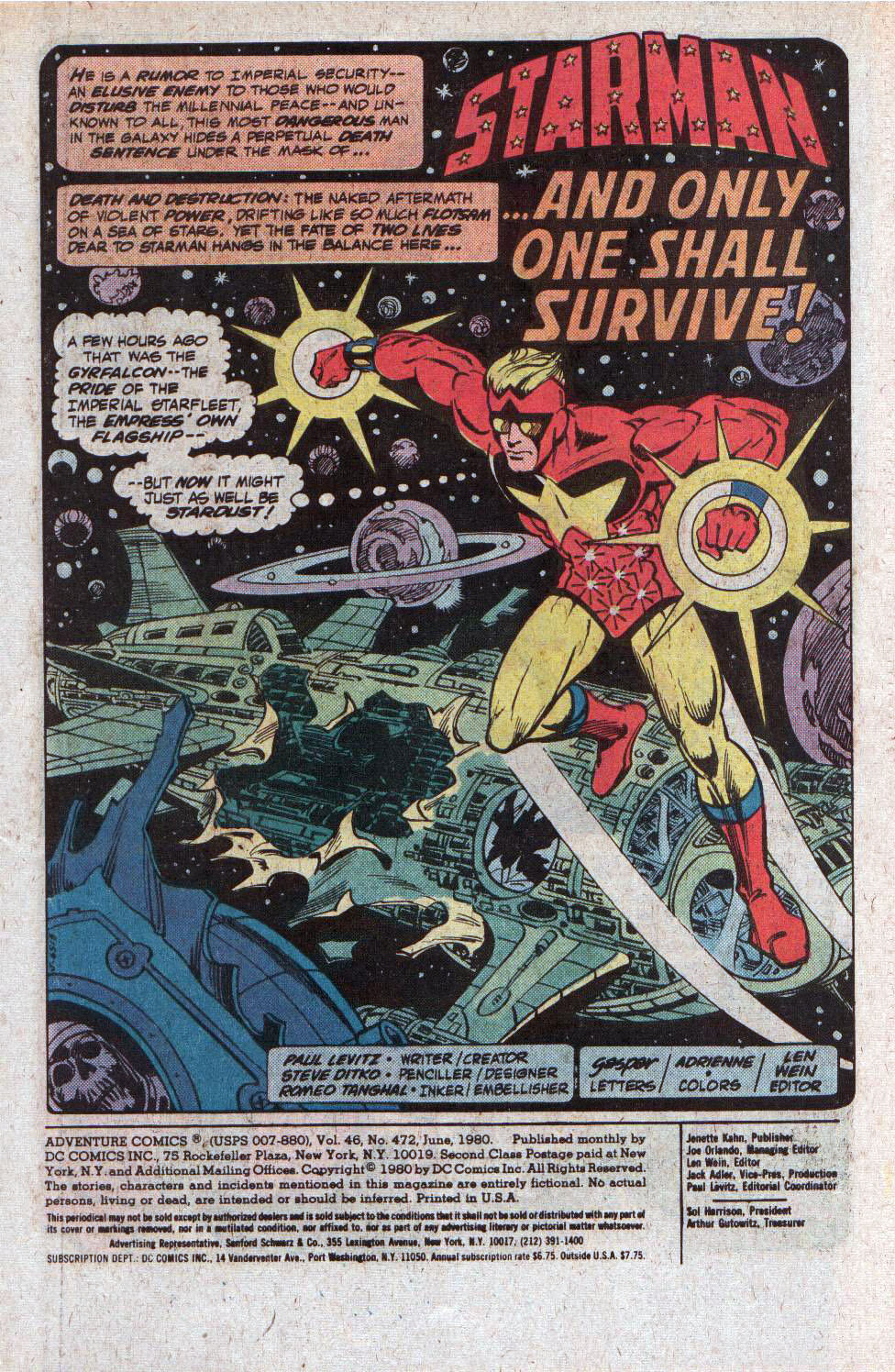 Read online Adventure Comics (1938) comic -  Issue #472 - 2