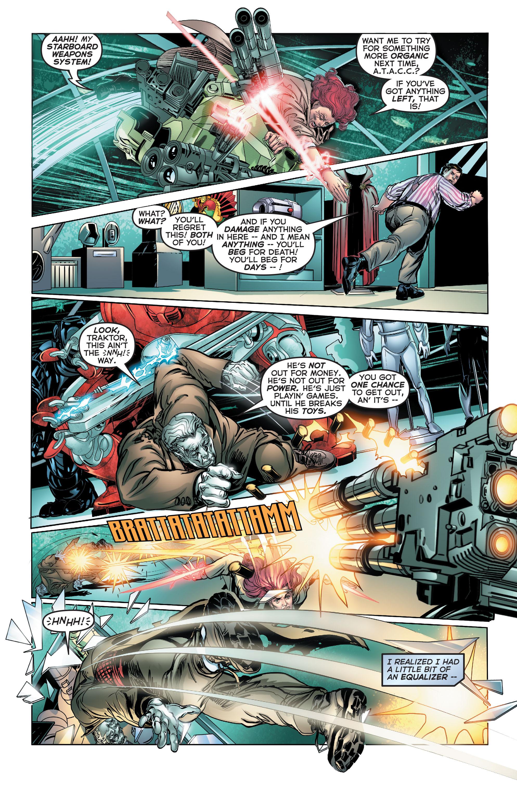 Read online Astro City comic -  Issue #34 - 6