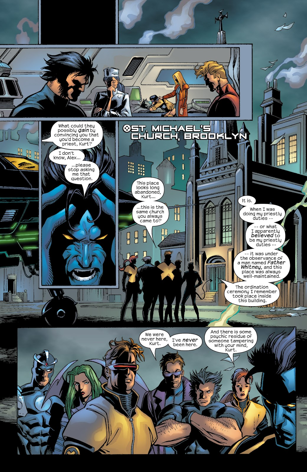 Read online X-Men: Unstoppable comic -  Issue # TPB (Part 4) - 89