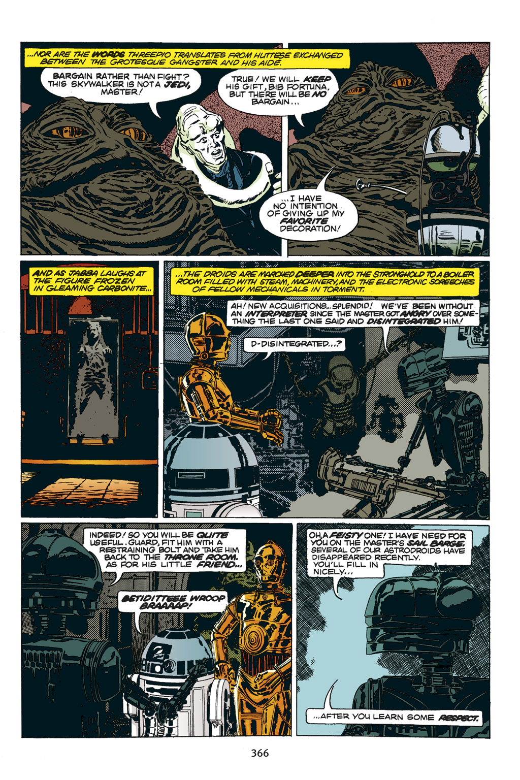Read online Star Wars Omnibus comic -  Issue # Vol. 18.5 - 85