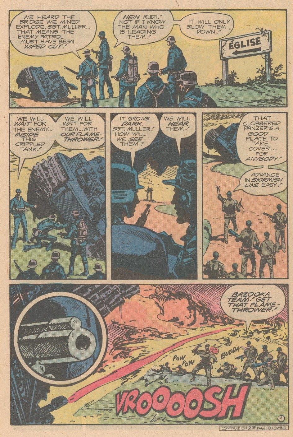Read online Sgt. Rock comic -  Issue #346 - 10