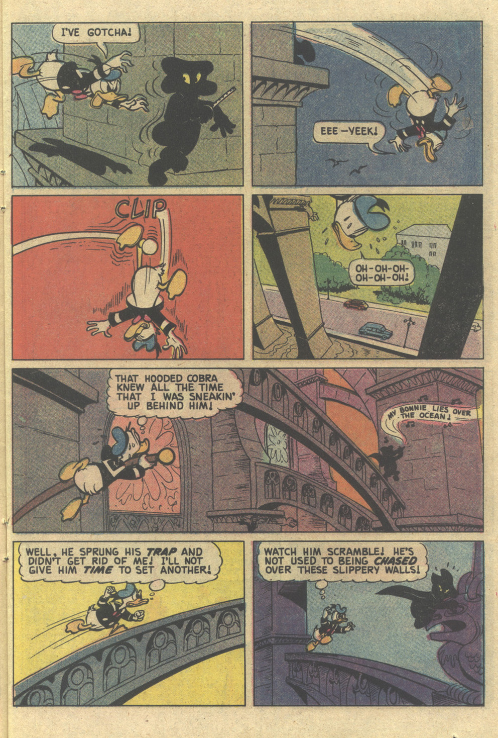 Read online Uncle Scrooge (1953) comic -  Issue #184 - 15