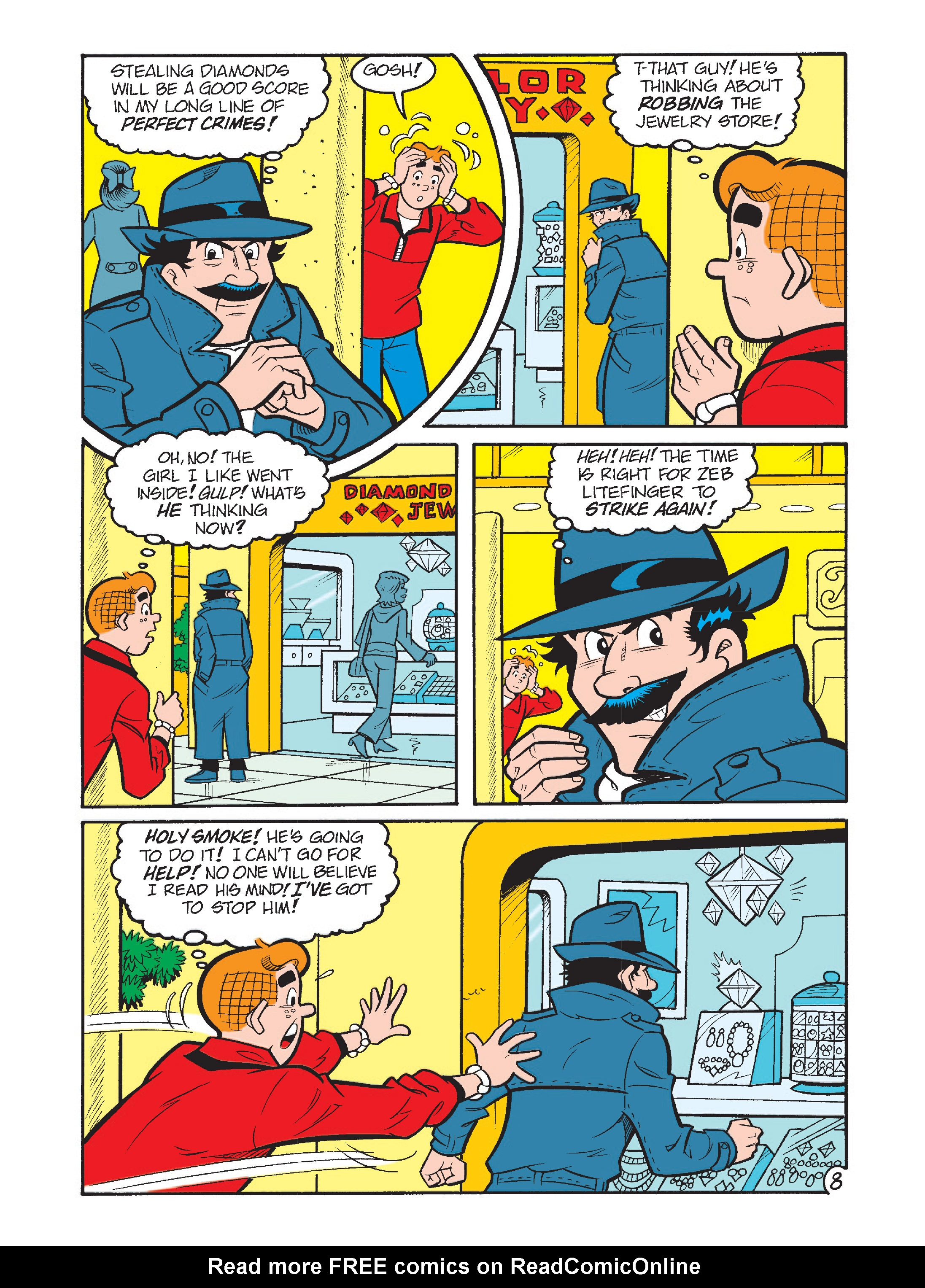 Read online Archie's Funhouse Double Digest comic -  Issue #2 - 9