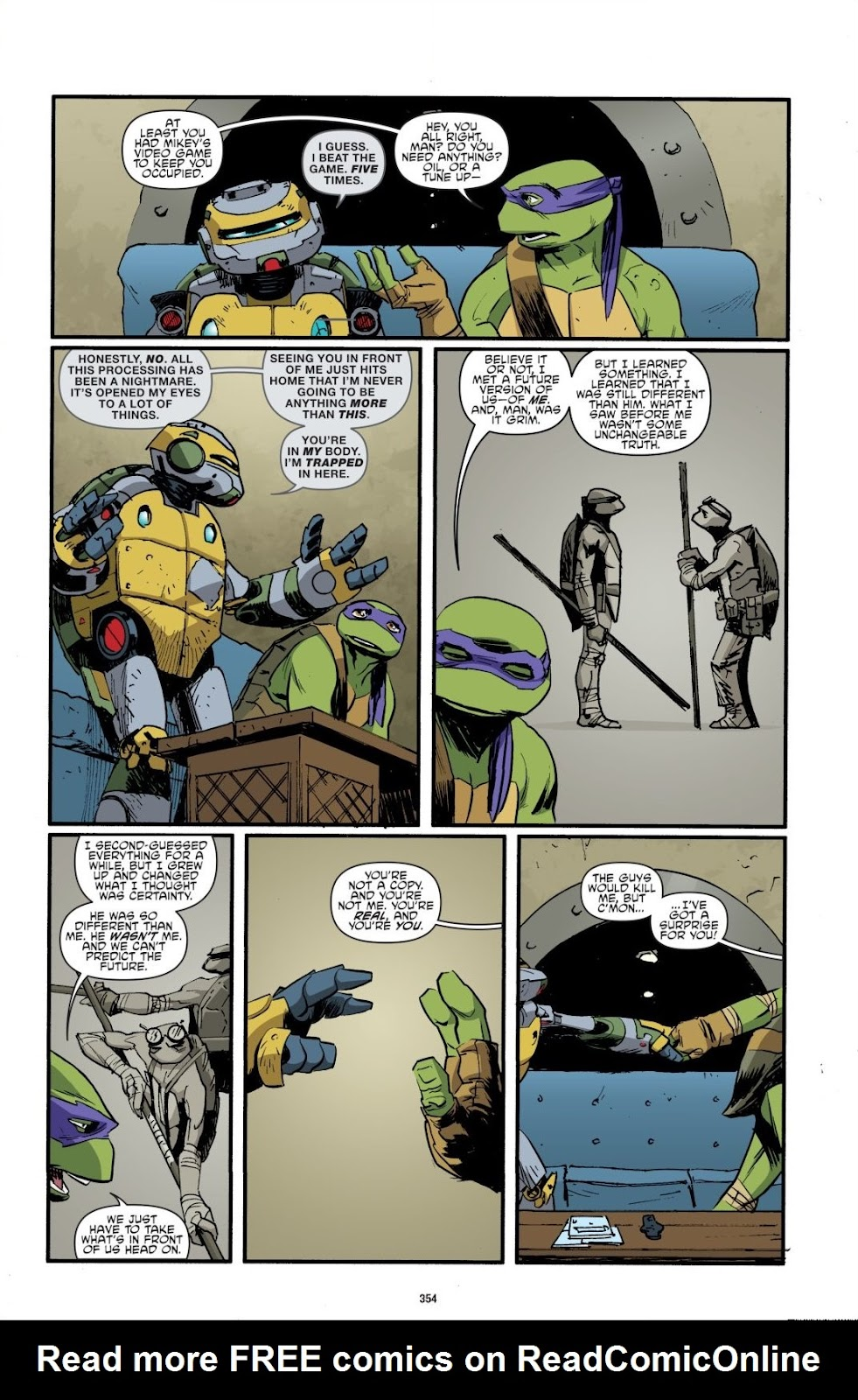 Read online Teenage Mutant Ninja Turtles: The IDW Collection comic -  Issue # TPB 8 (Part 4) - 52