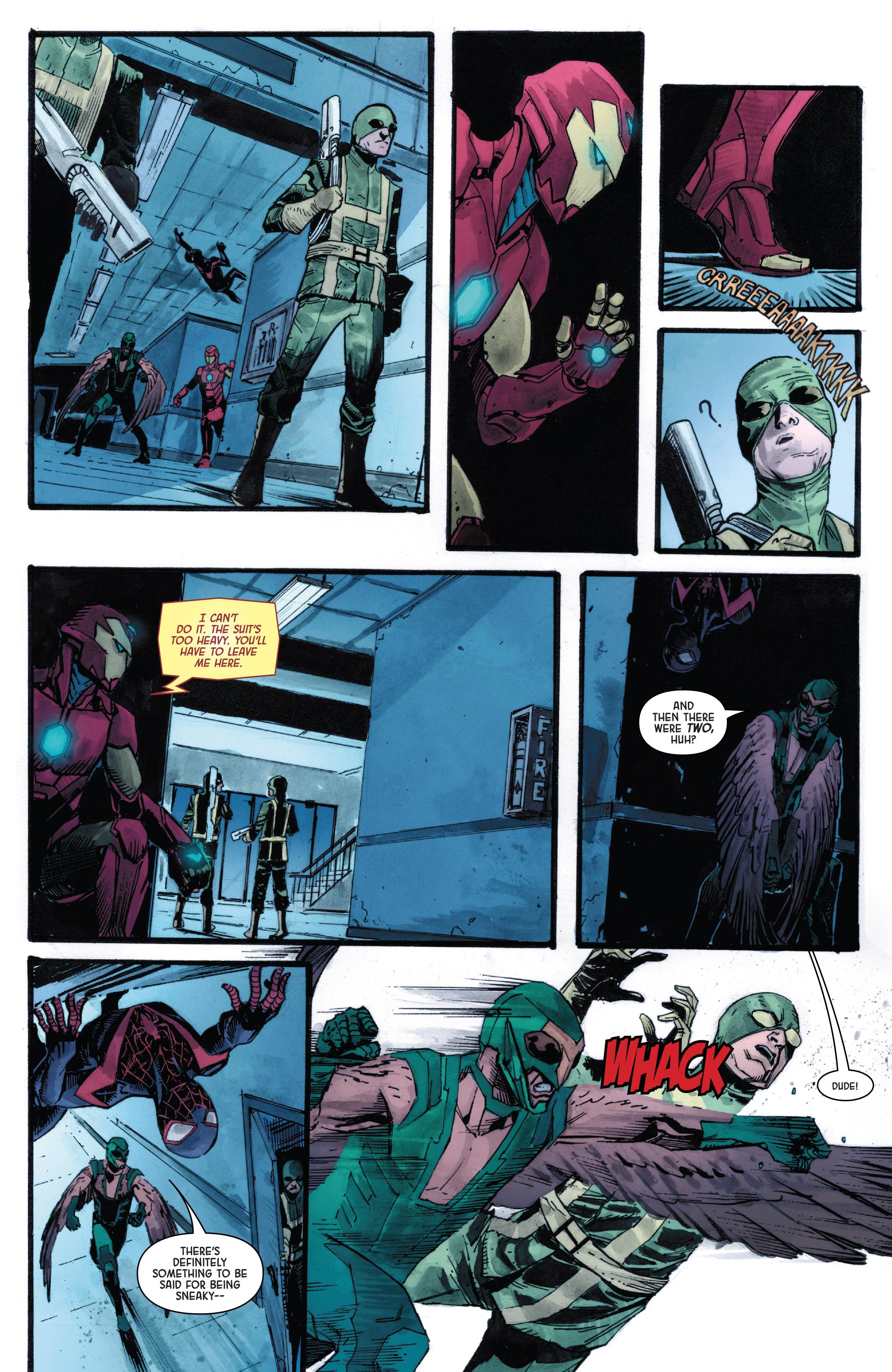 Read online Secret Empire: Uprising comic -  Issue # Full - 24