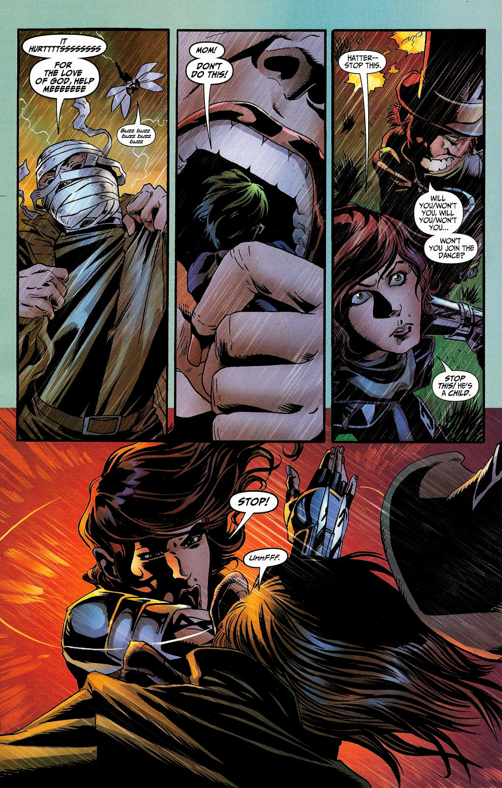 Read online Secret Six (2006) comic -  Issue #4 - 23