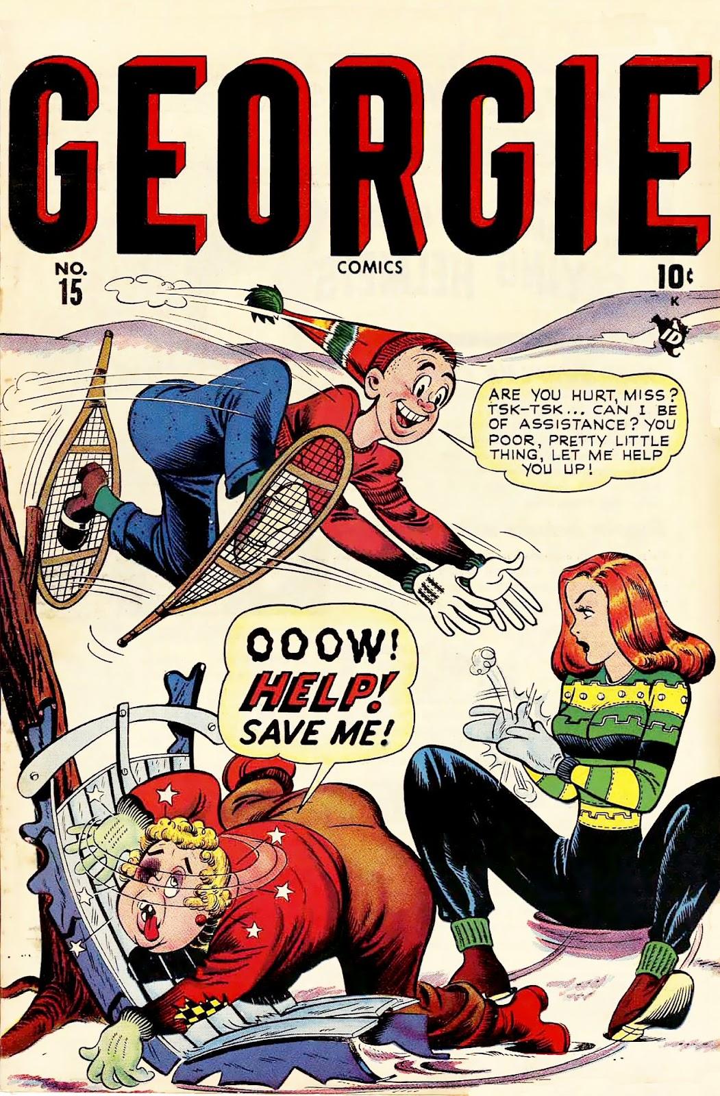 Georgie Comics (1945) issue 15 - Page 1