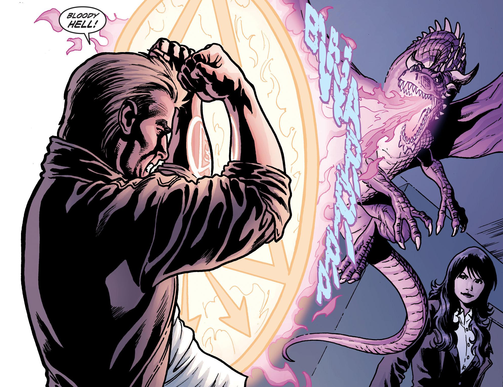 Read online Smallville: Harbinger comic -  Issue #2 - 18