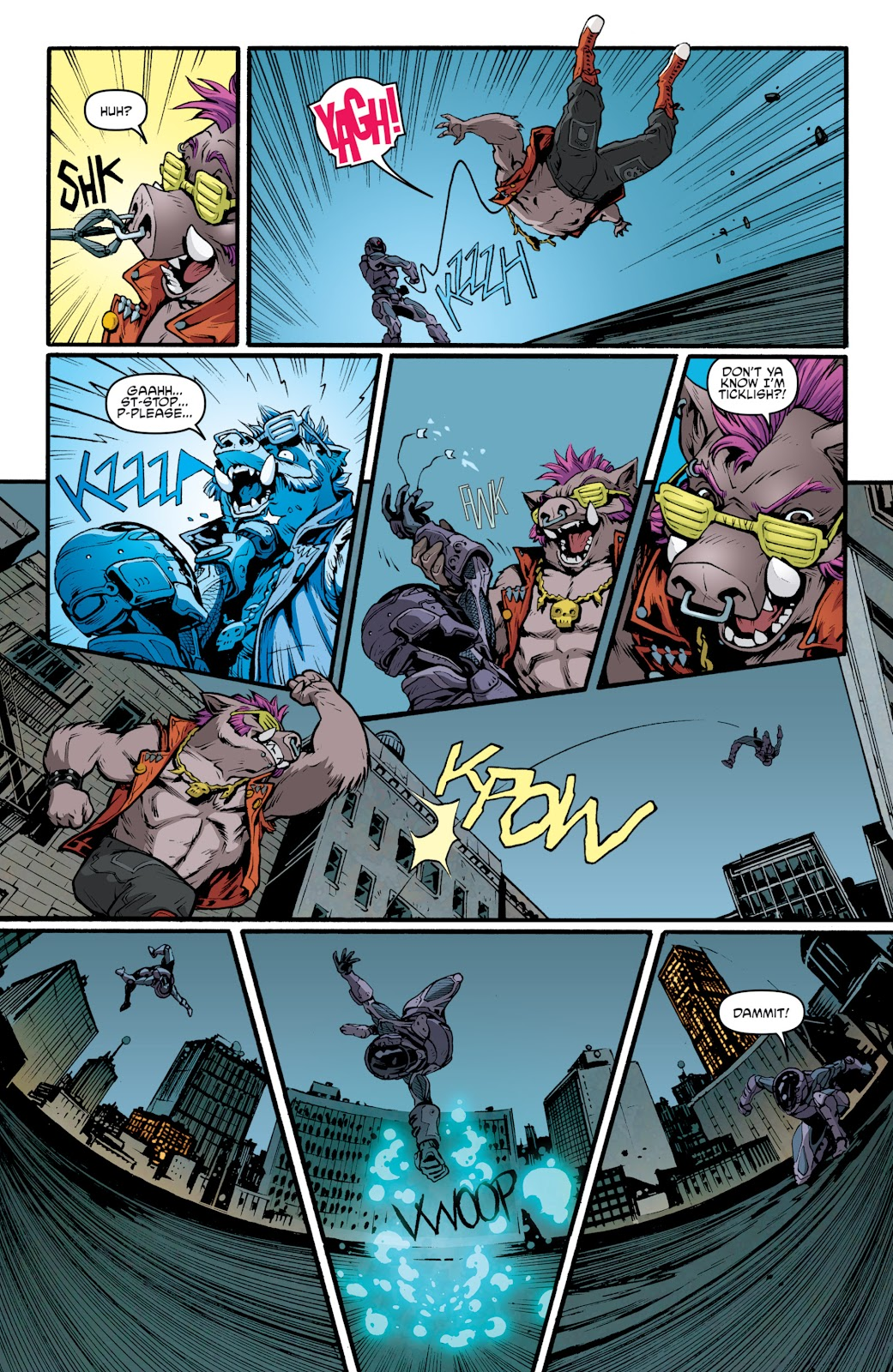 Read online Teenage Mutant Ninja Turtles: The IDW Collection comic -  Issue # TPB 5 (Part 2) - 56