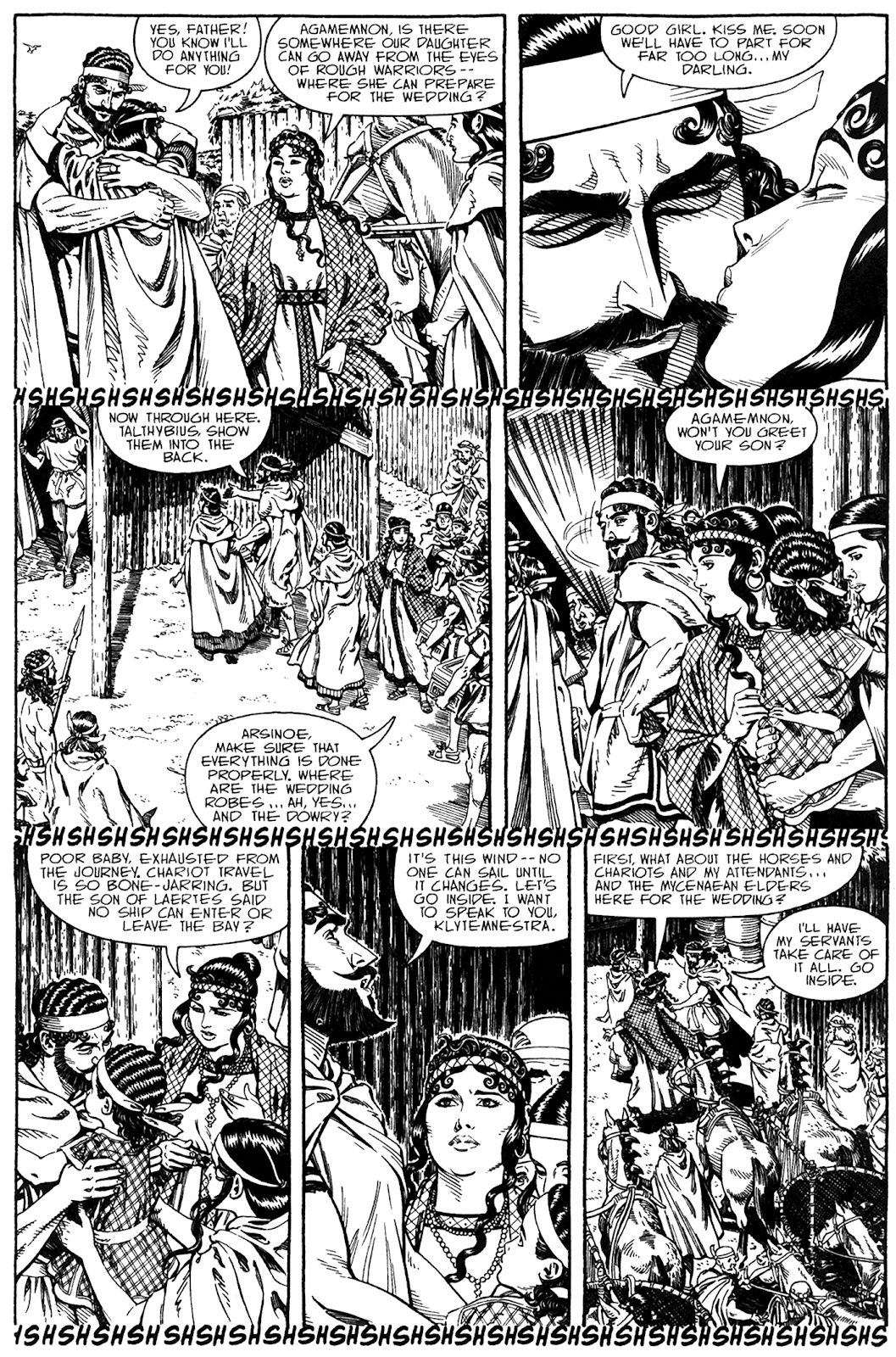 Age of Bronze issue 18 - Page 5