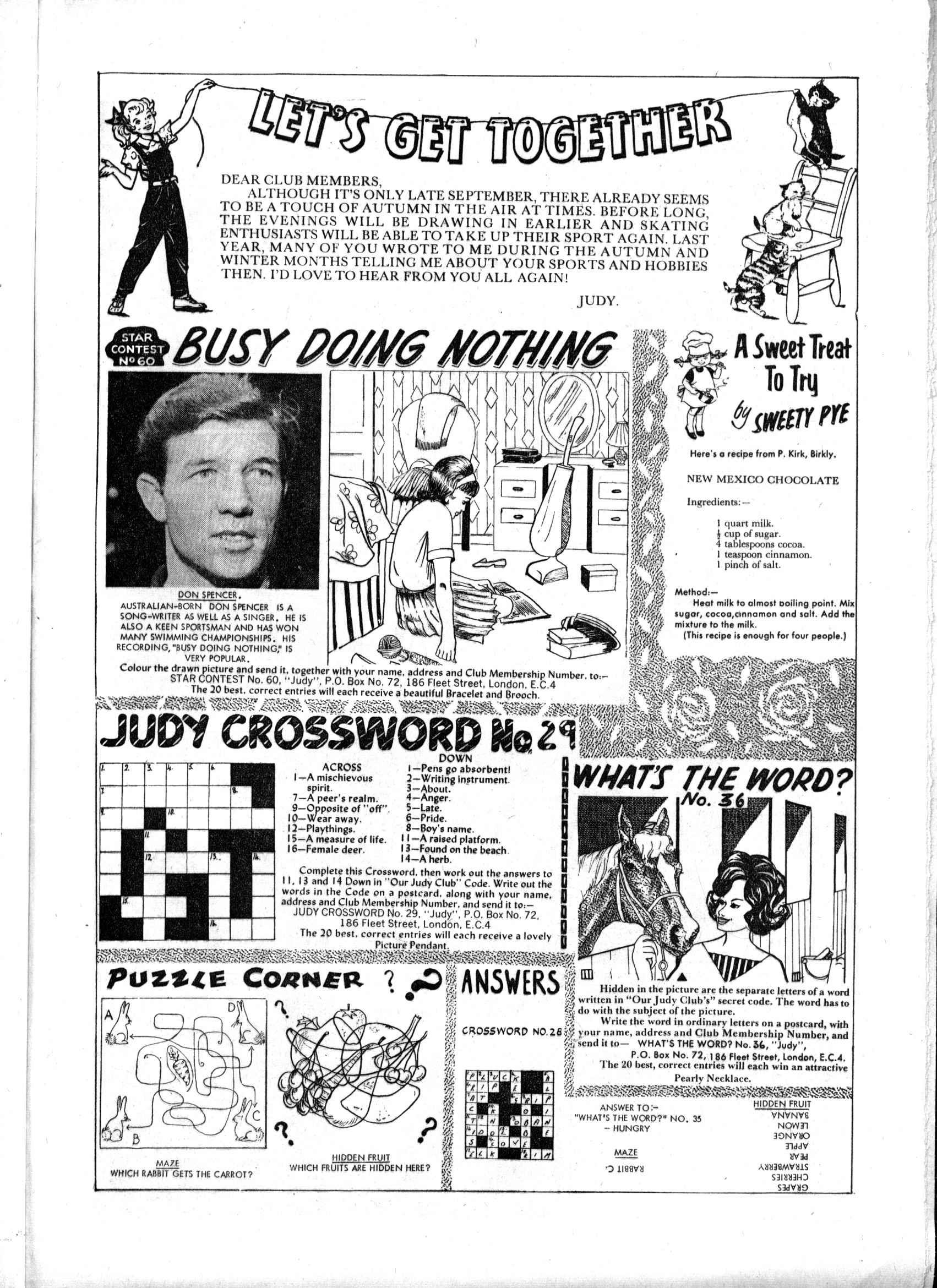 Read online Judy comic -  Issue #193 - 27