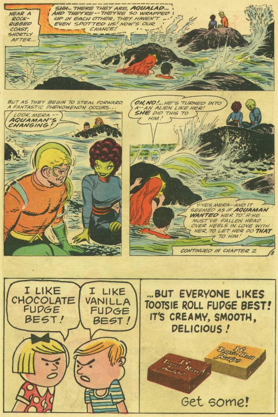 Read online Aquaman (1962) comic -  Issue #16 - 10