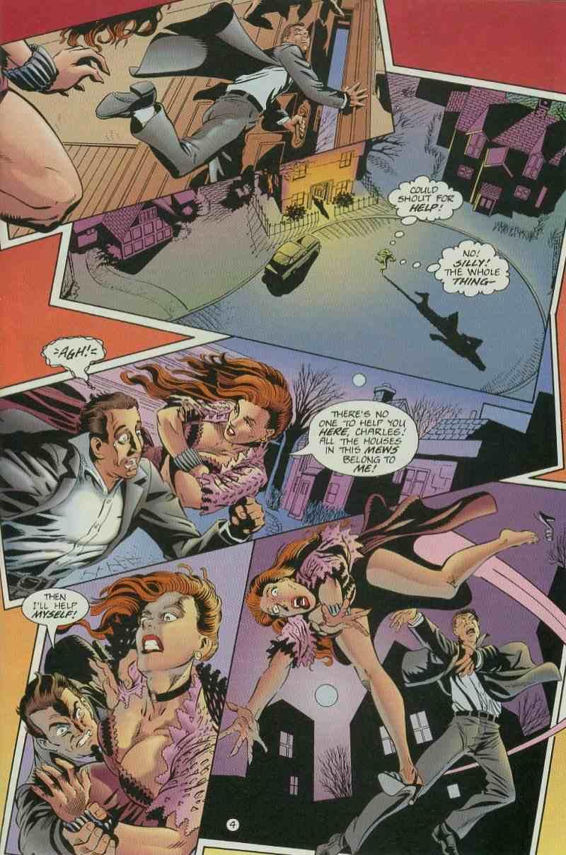 Read online Ultraverse Premiere comic -  Issue #11 - 14