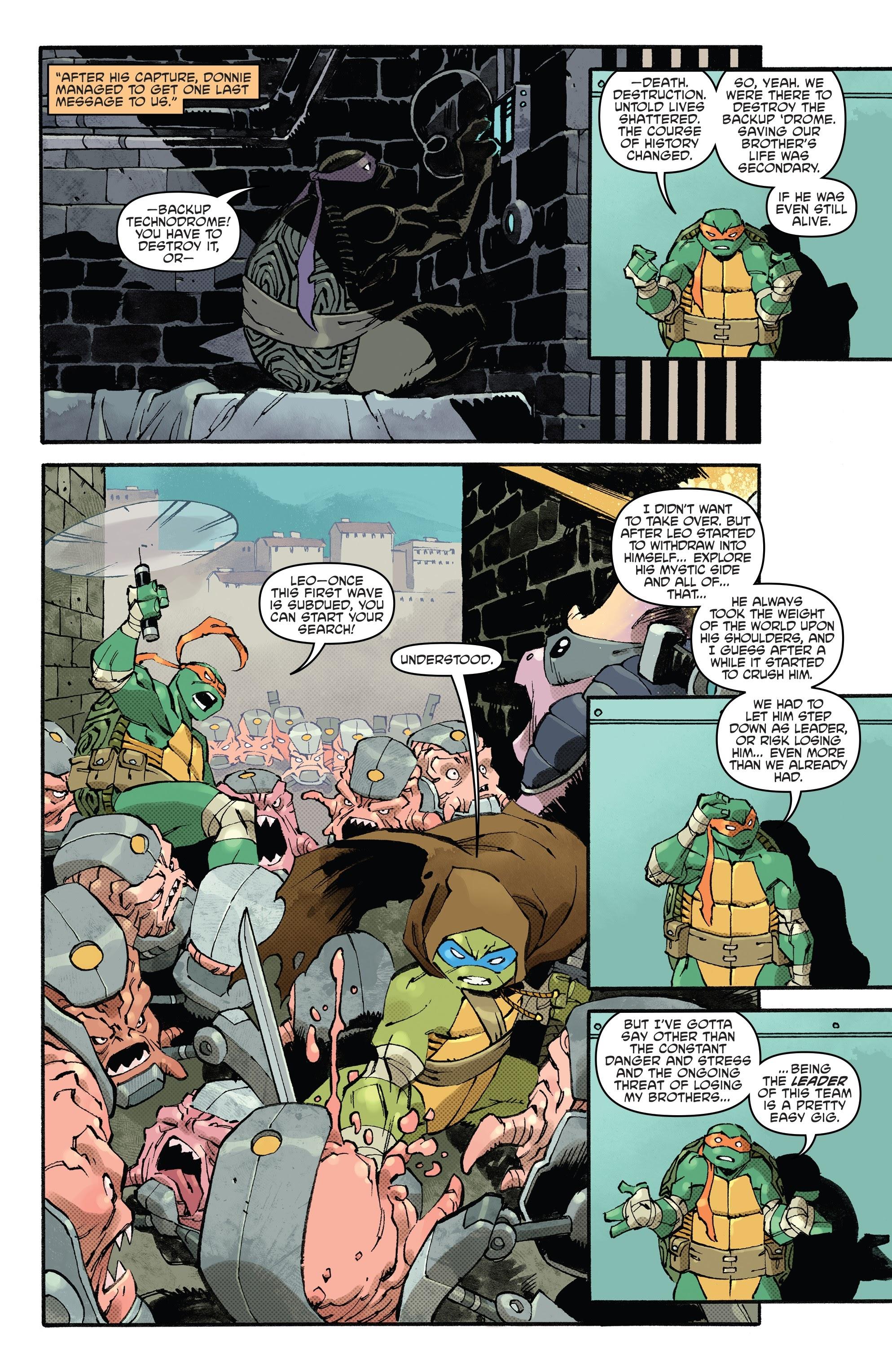 Teenage Mutant Ninja Turtles: Shredder in Hell 2 Page 28