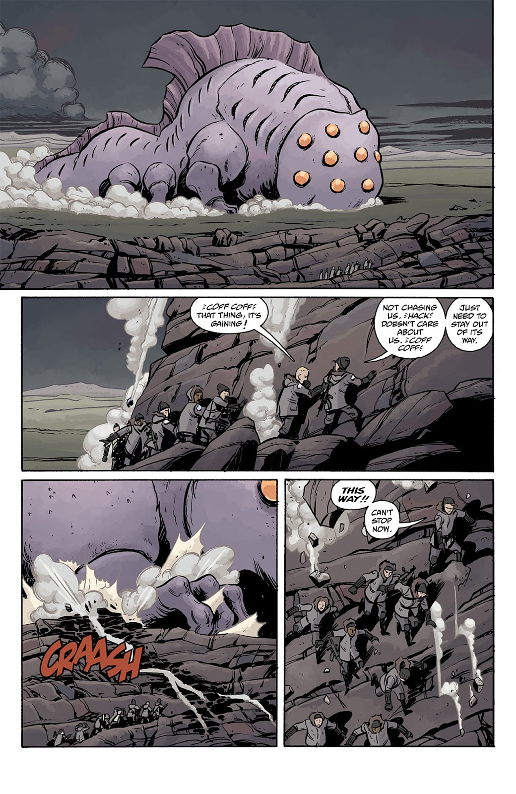 Read online B.P.R.D. Hell on Earth: The Return of the Master comic -  Issue #5 - 22