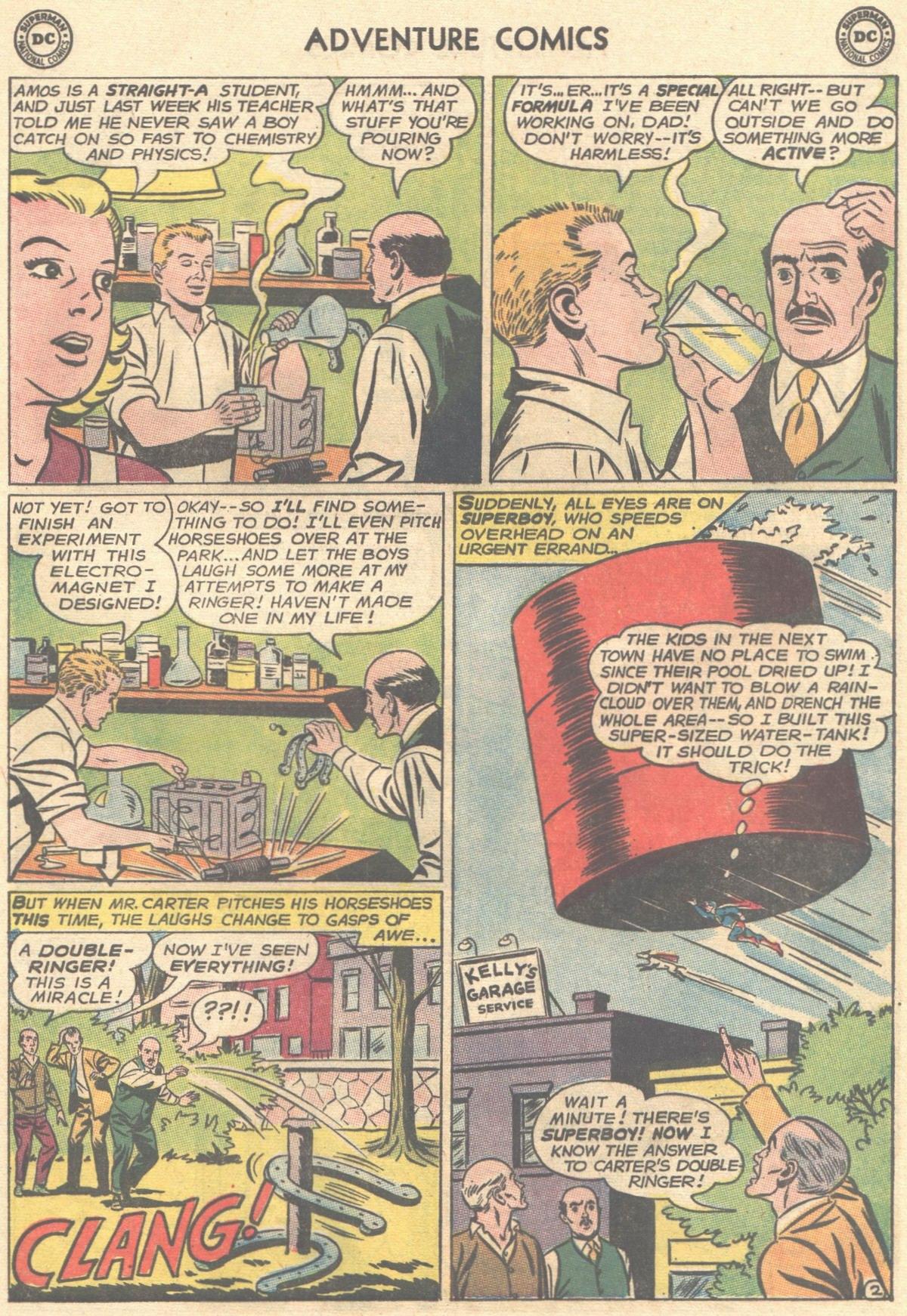 Read online Adventure Comics (1938) comic -  Issue #314 - 25