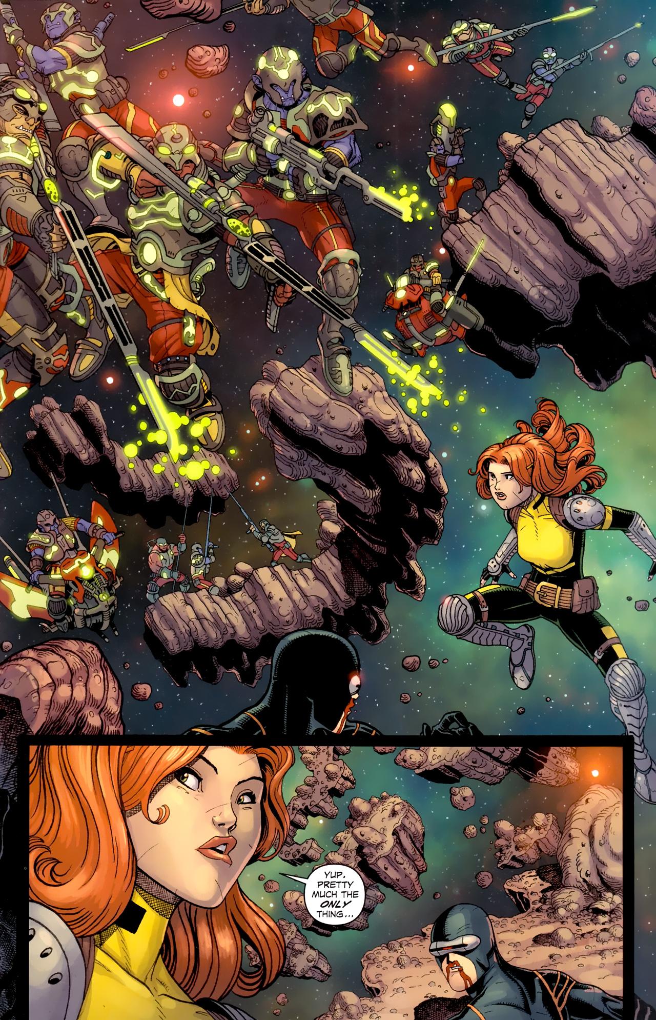 Read online Uncanny X-Men (1963) comic -  Issue # _Annual 3 (2011) - 26