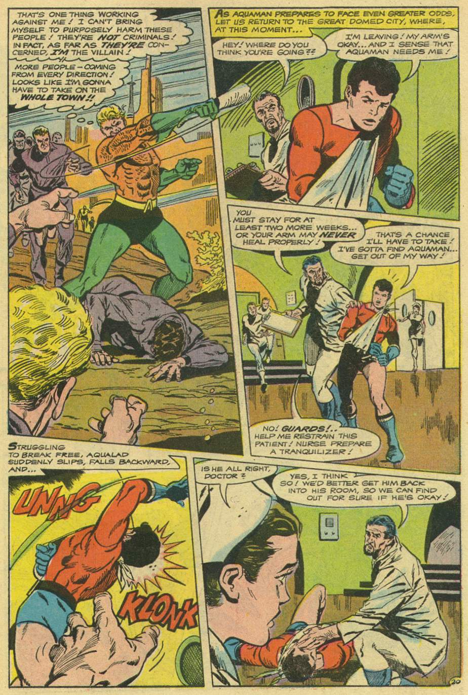 Read online Adventure Comics (1938) comic -  Issue #492 - 31