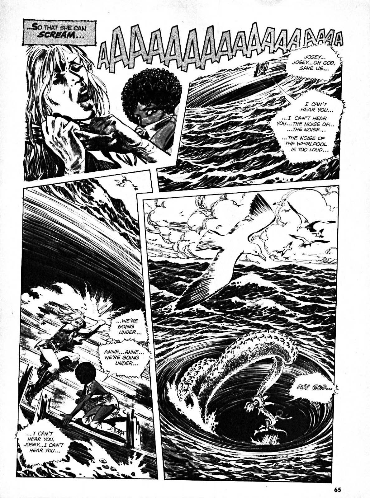 Scream (1973) issue 8 - Page 63