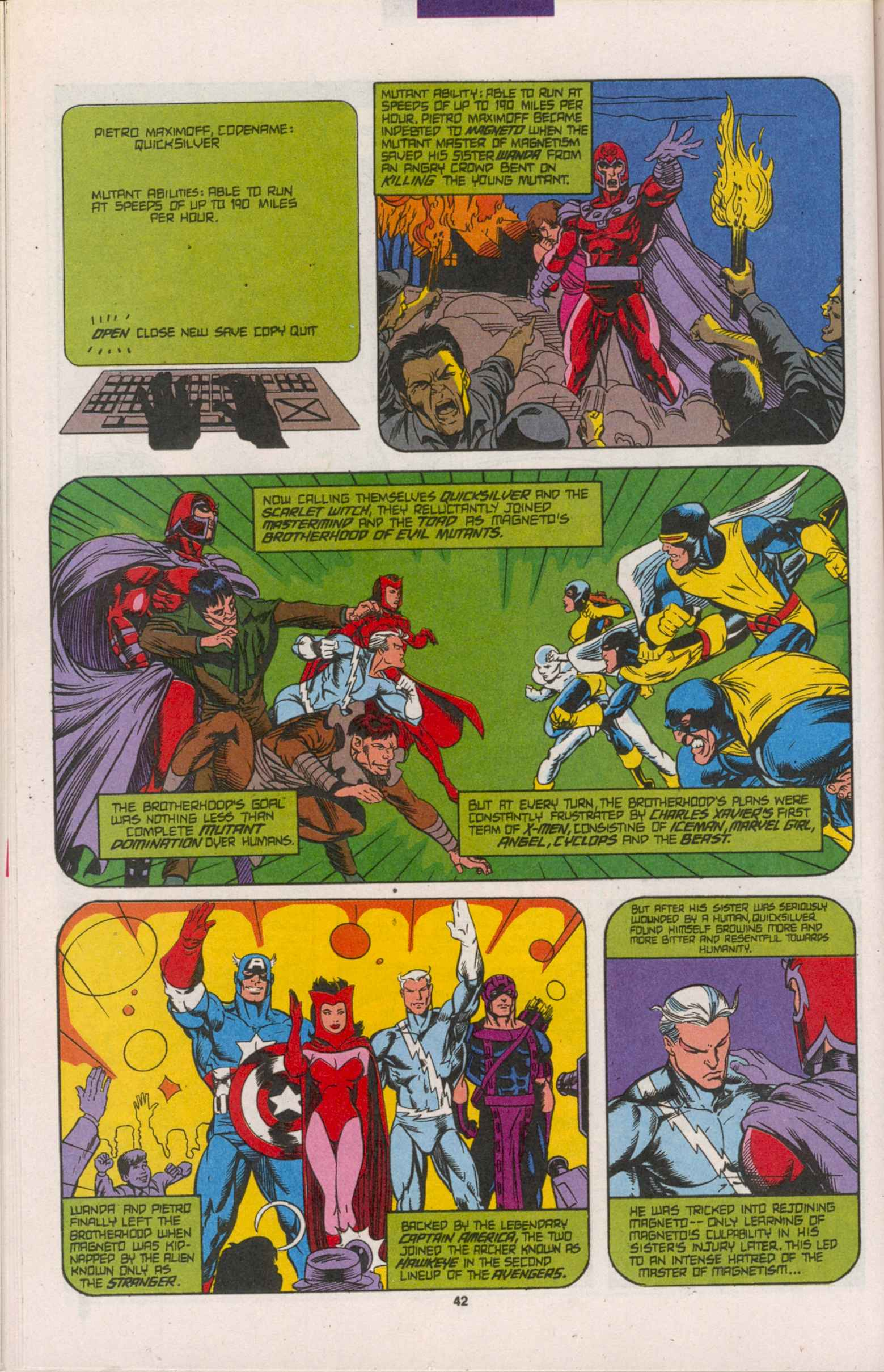 Read online X-Factor (1986) comic -  Issue # _ Annual 8 - 37