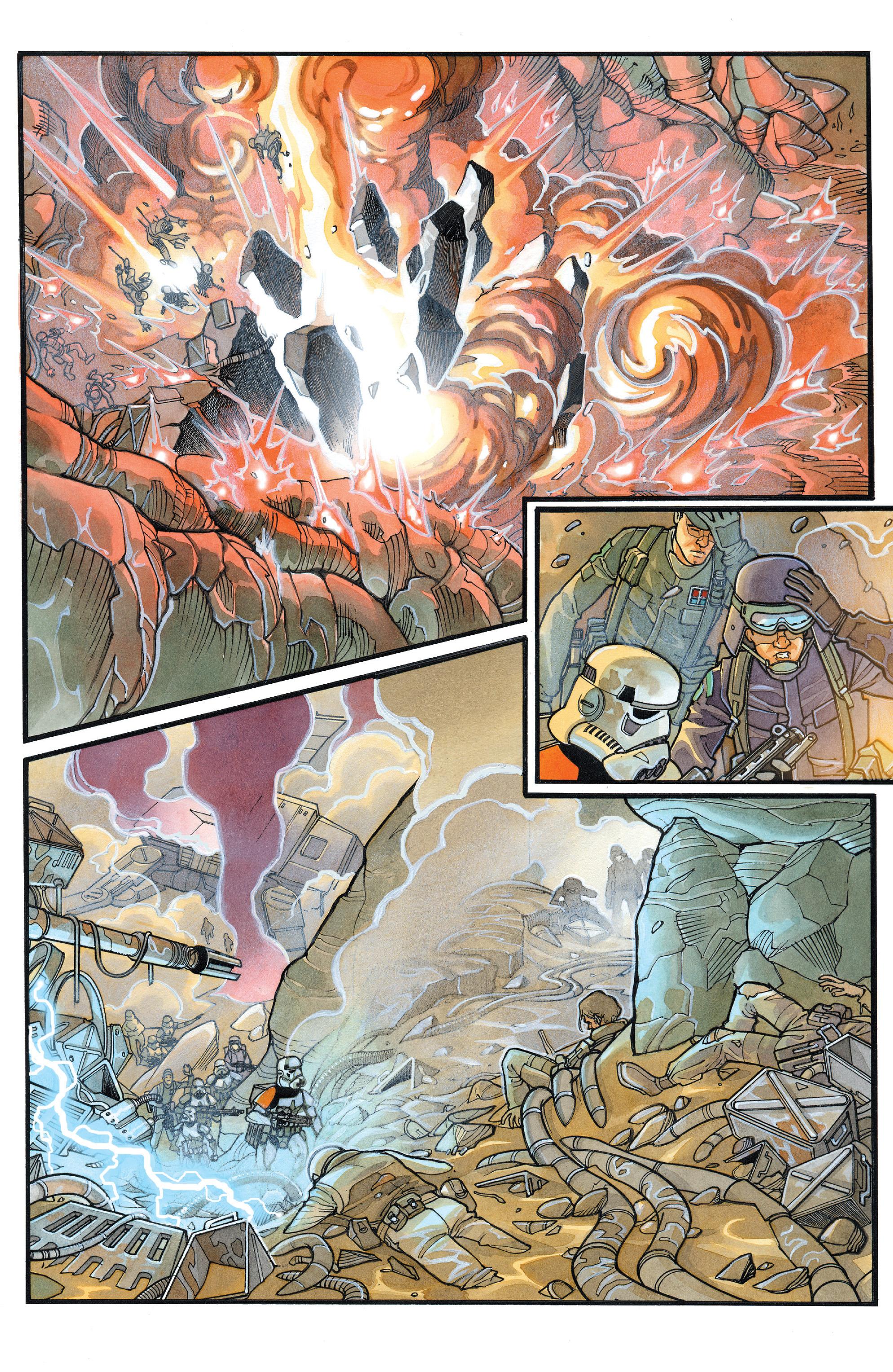 Read online Star Wars Omnibus comic -  Issue # Vol. 22 - 206