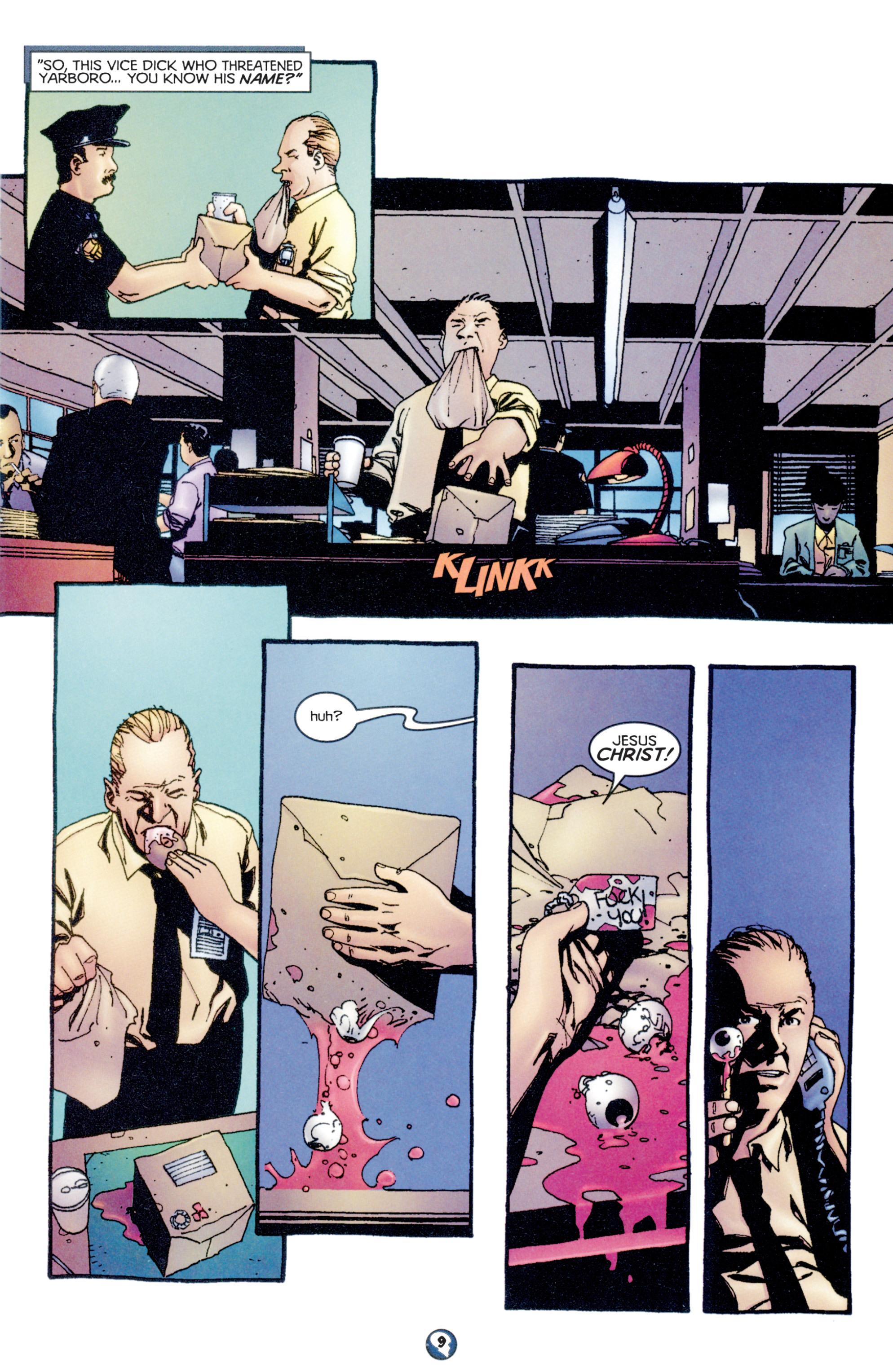 Read online Shadowman (1997) comic -  Issue #10 - 8