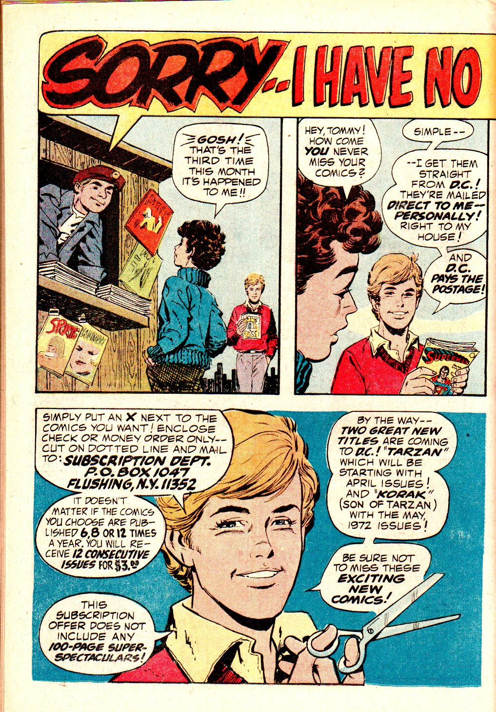 Read online All-Star Western (1970) comic -  Issue #10 - 26