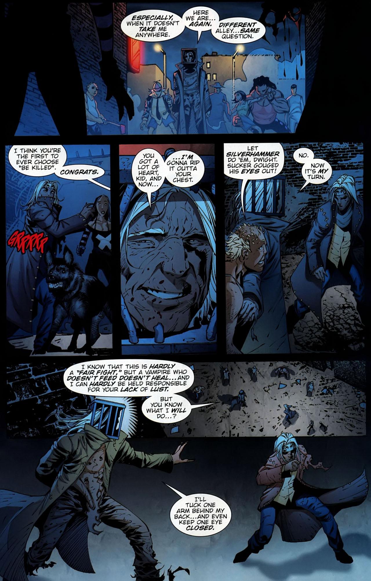 Read online Dead Romeo comic -  Issue #2 - 17