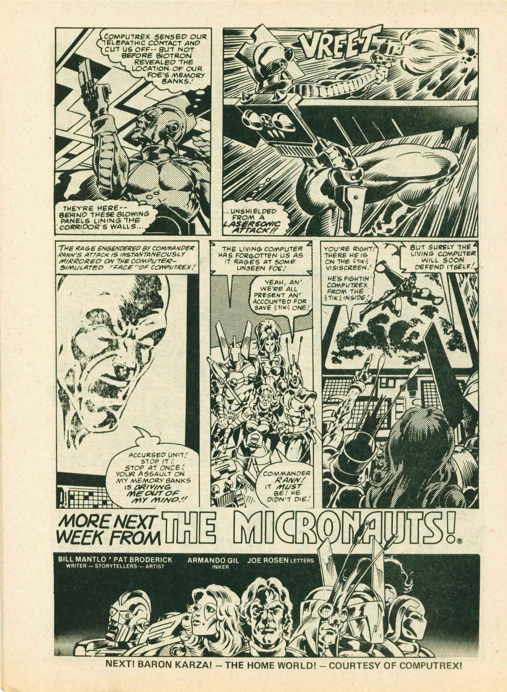 Read online Future Tense comic -  Issue #13 - 12