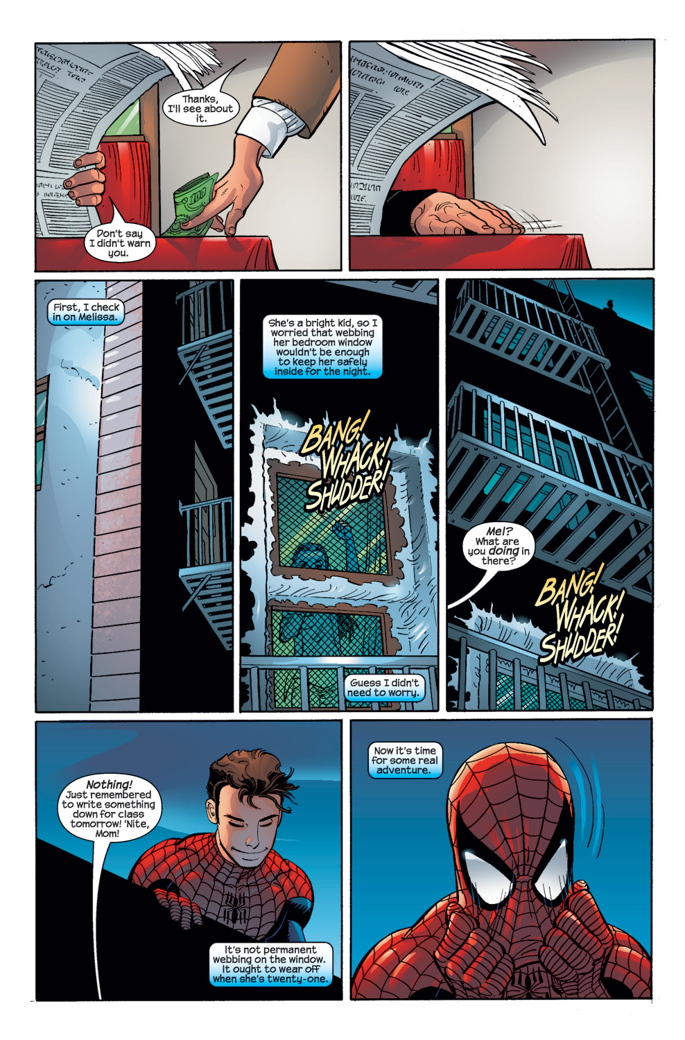 The Amazing Spider-Man (1999) 56 Page 11