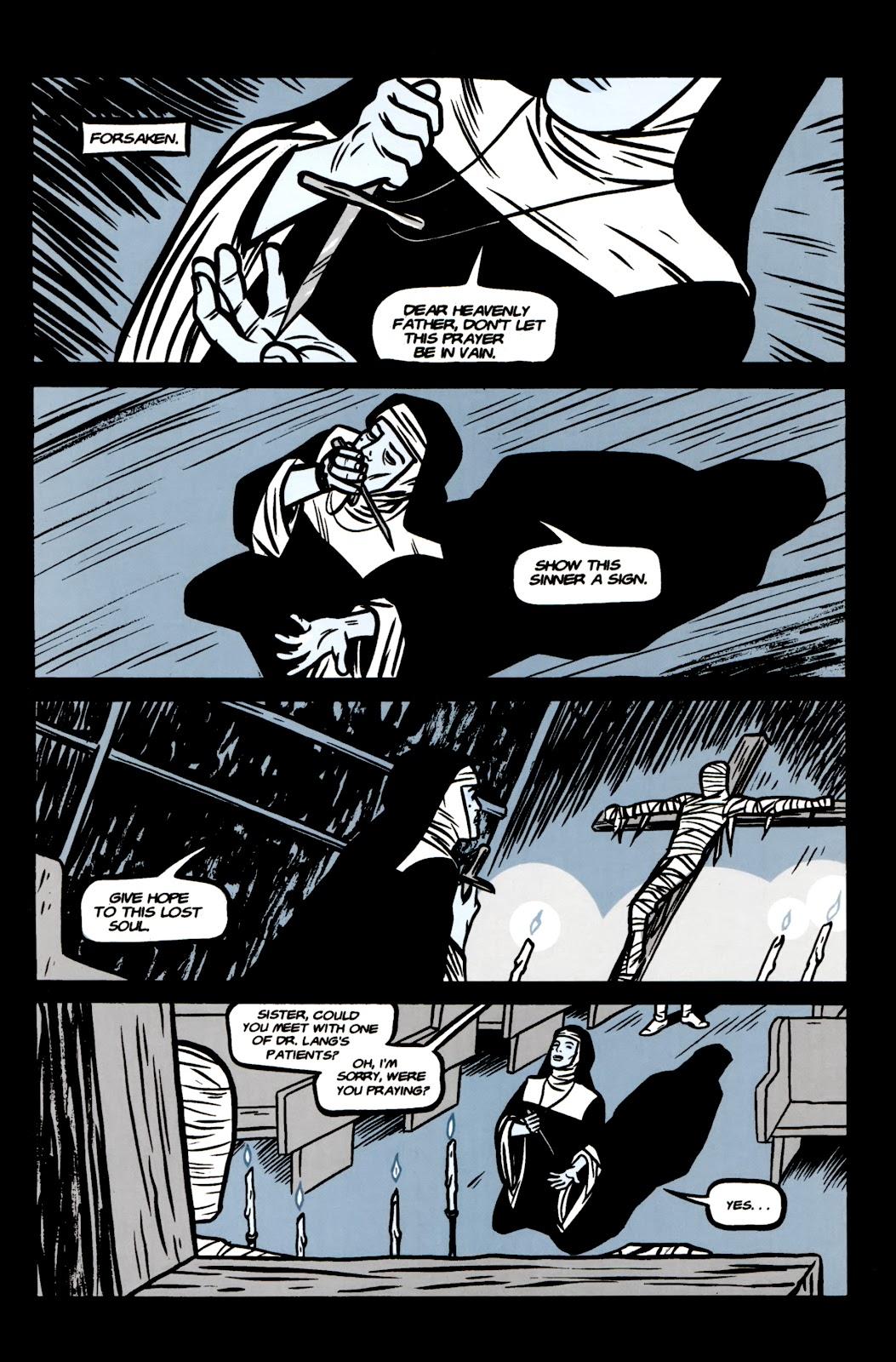 Read online Feeders comic -  Issue # Full - 5