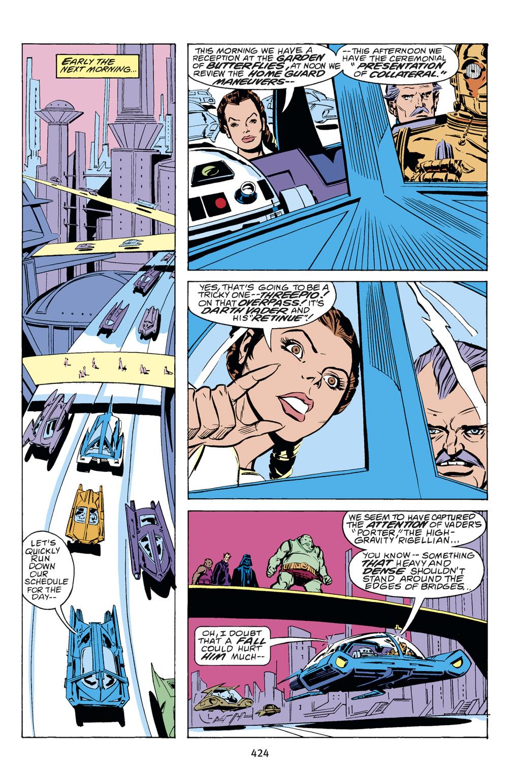 Read online Star Wars Omnibus comic -  Issue # Vol. 14 - 418