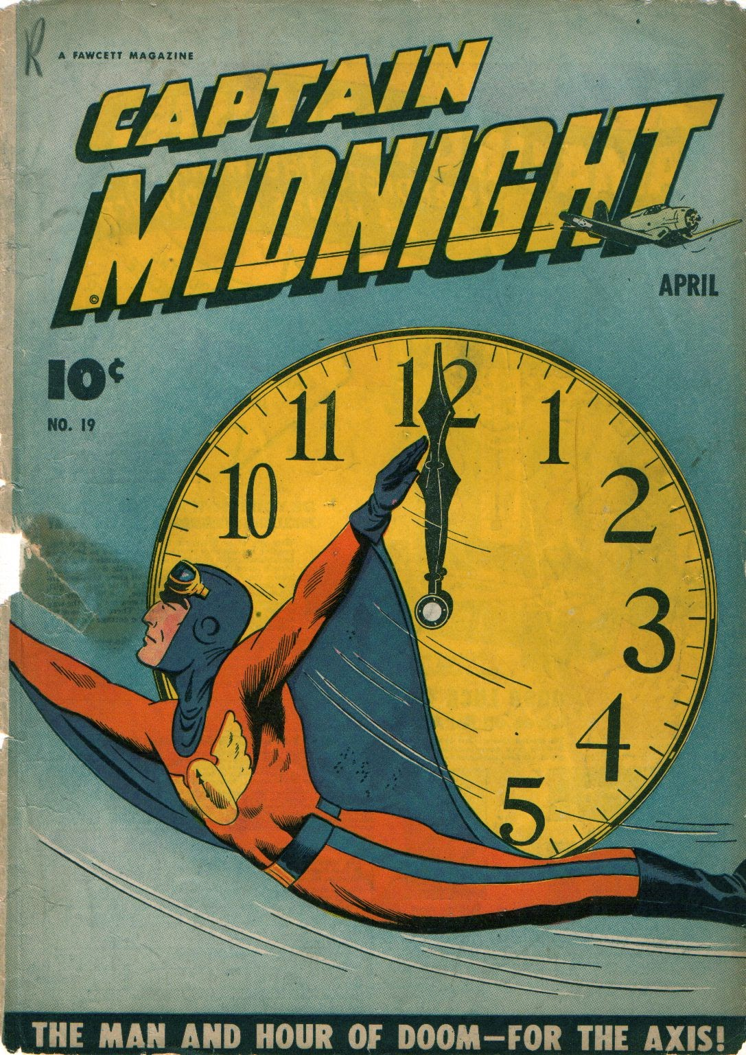 Captain Midnight (1942) 19 Page 1