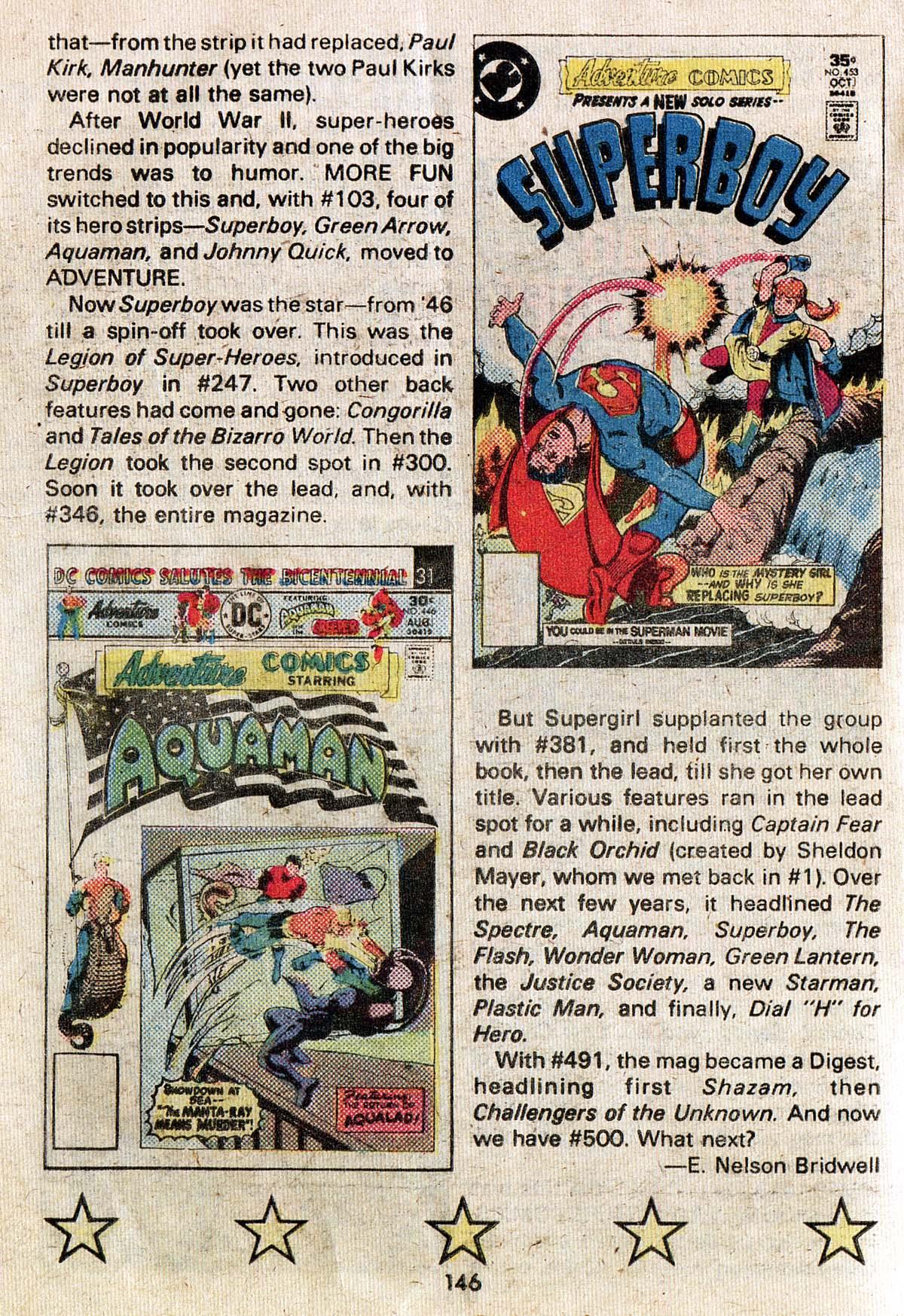 Read online Adventure Comics (1938) comic -  Issue #500 - 146