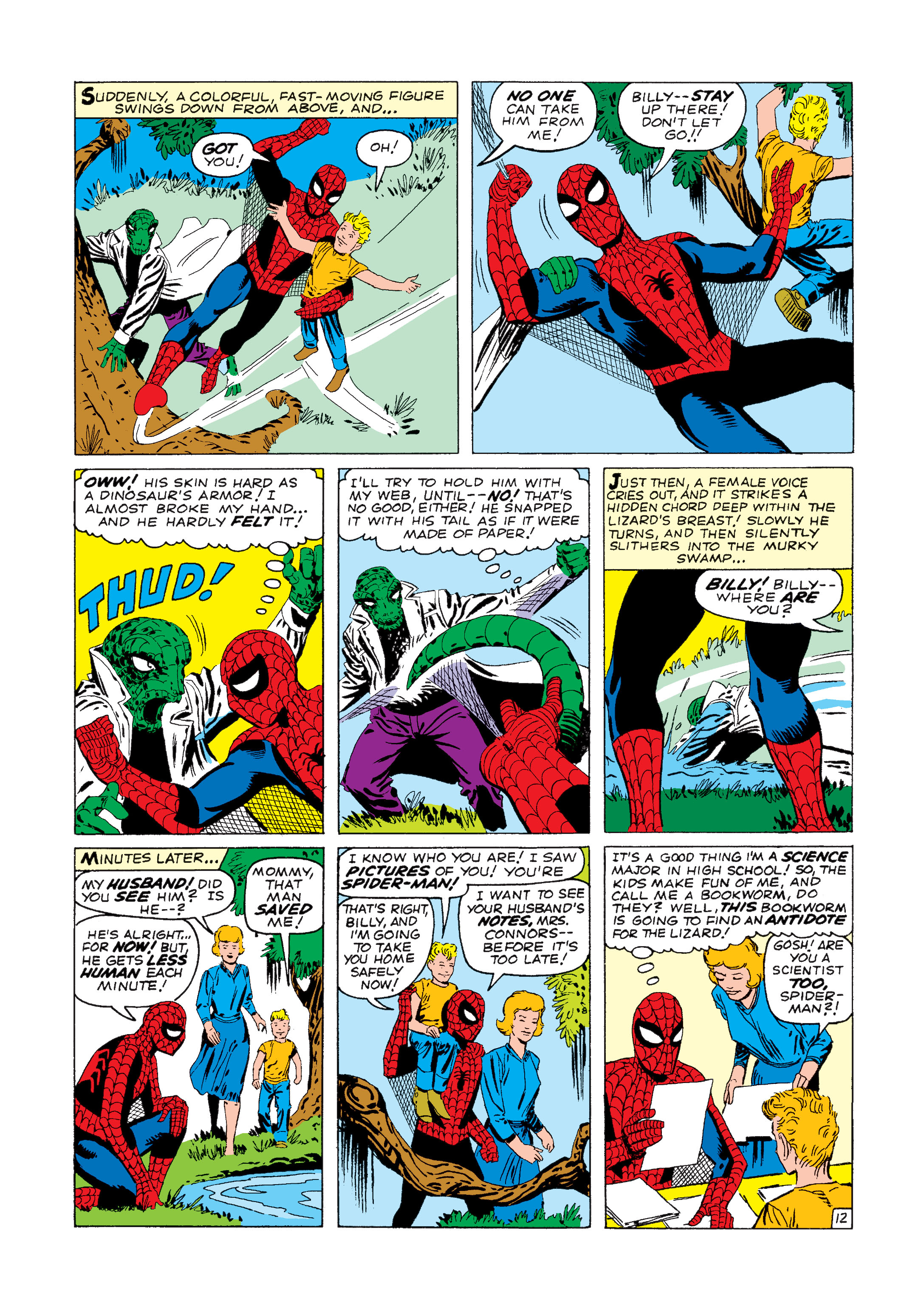 The Amazing Spider-Man (1963) 6 Page 12